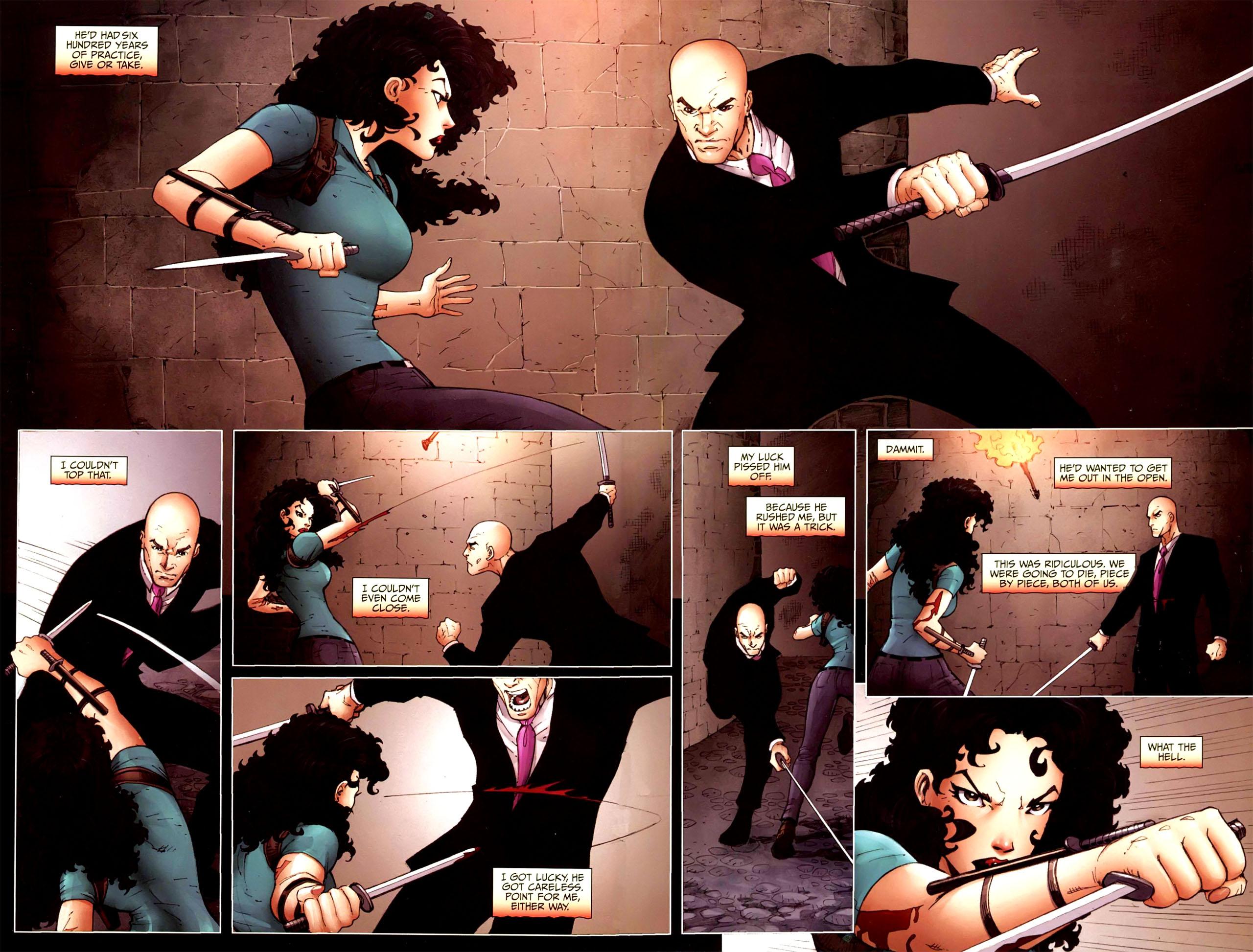 Read online Anita Blake, Vampire Hunter: Guilty Pleasures comic -  Issue #12 - 8