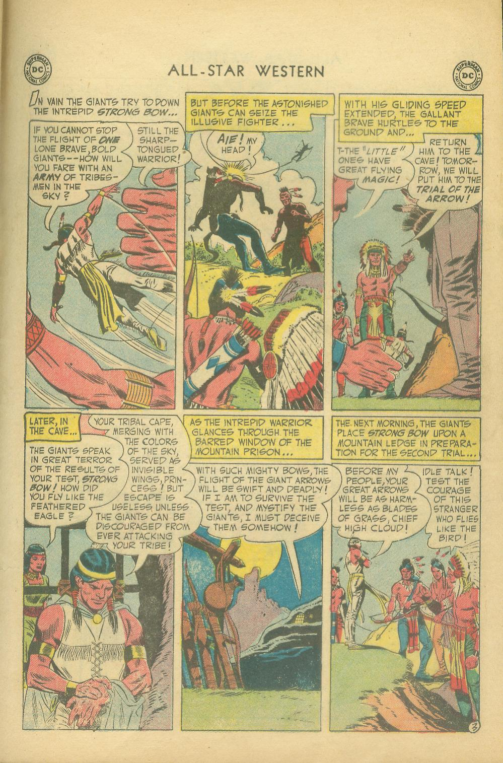 Read online All-Star Western (1951) comic -  Issue #65 - 29