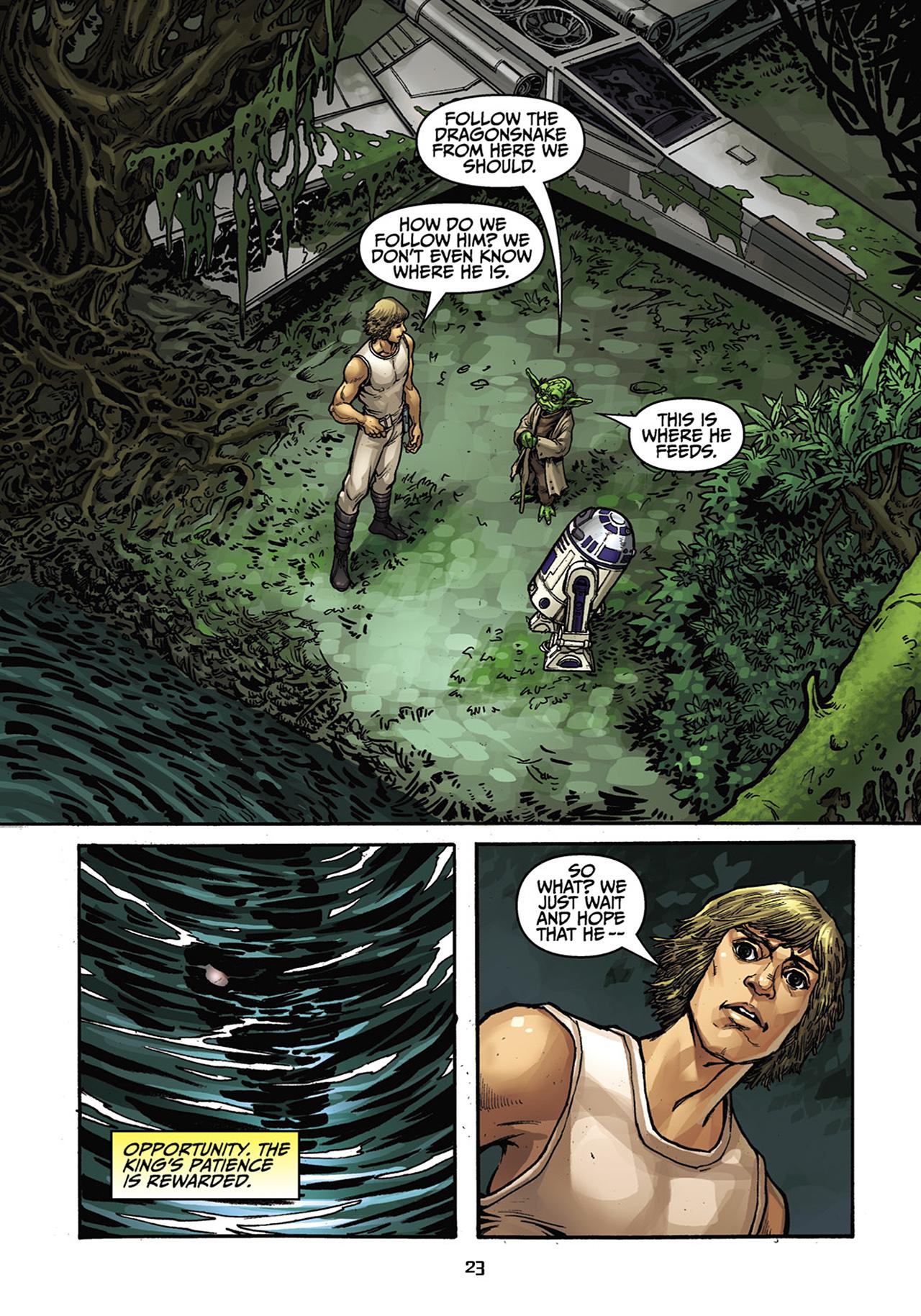 Read online Star Wars Omnibus comic -  Issue # Vol. 33 - 185