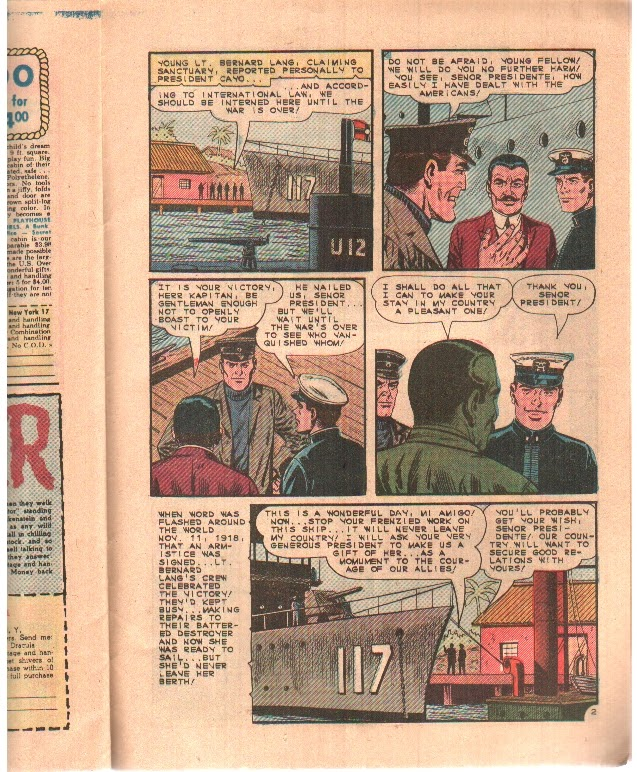 Read online Fightin' Navy comic -  Issue #122 - 25