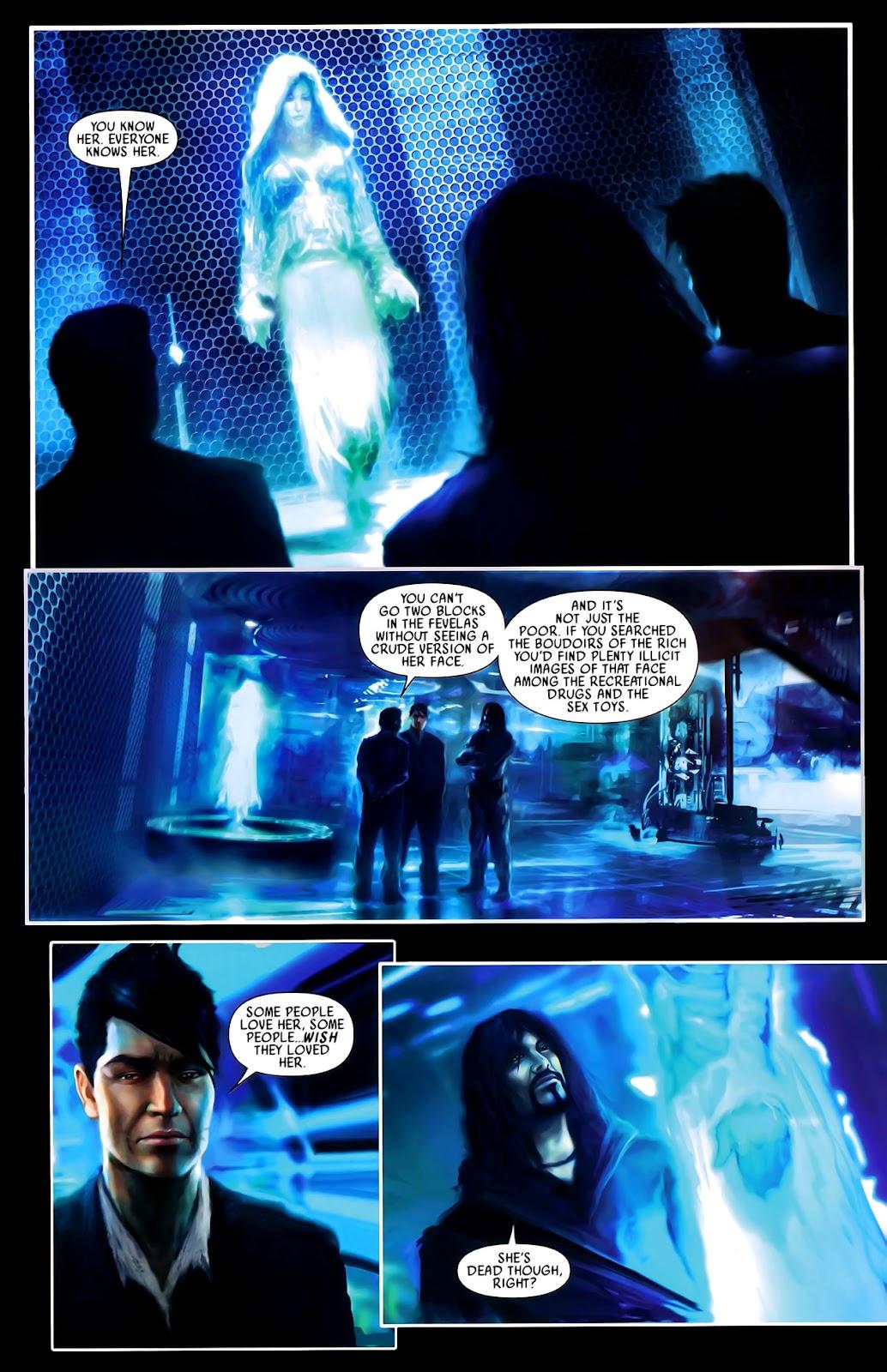 Read online After Dark comic -  Issue #0 - 16