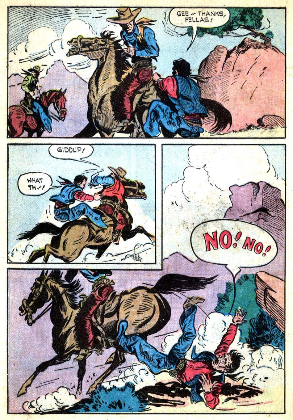 Four Color Comics issue 267 - Page 42