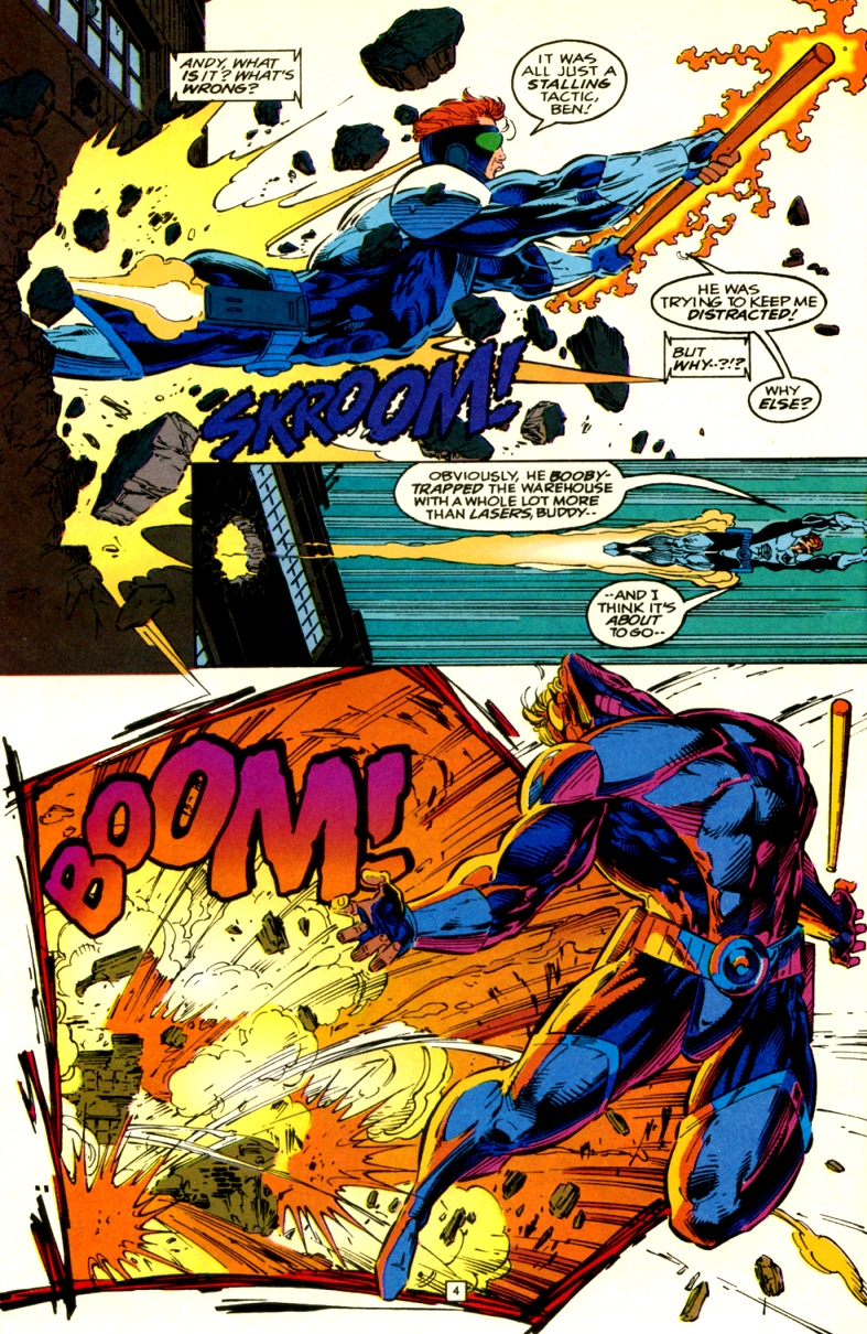 Read online Gunfire comic -  Issue #6 - 6