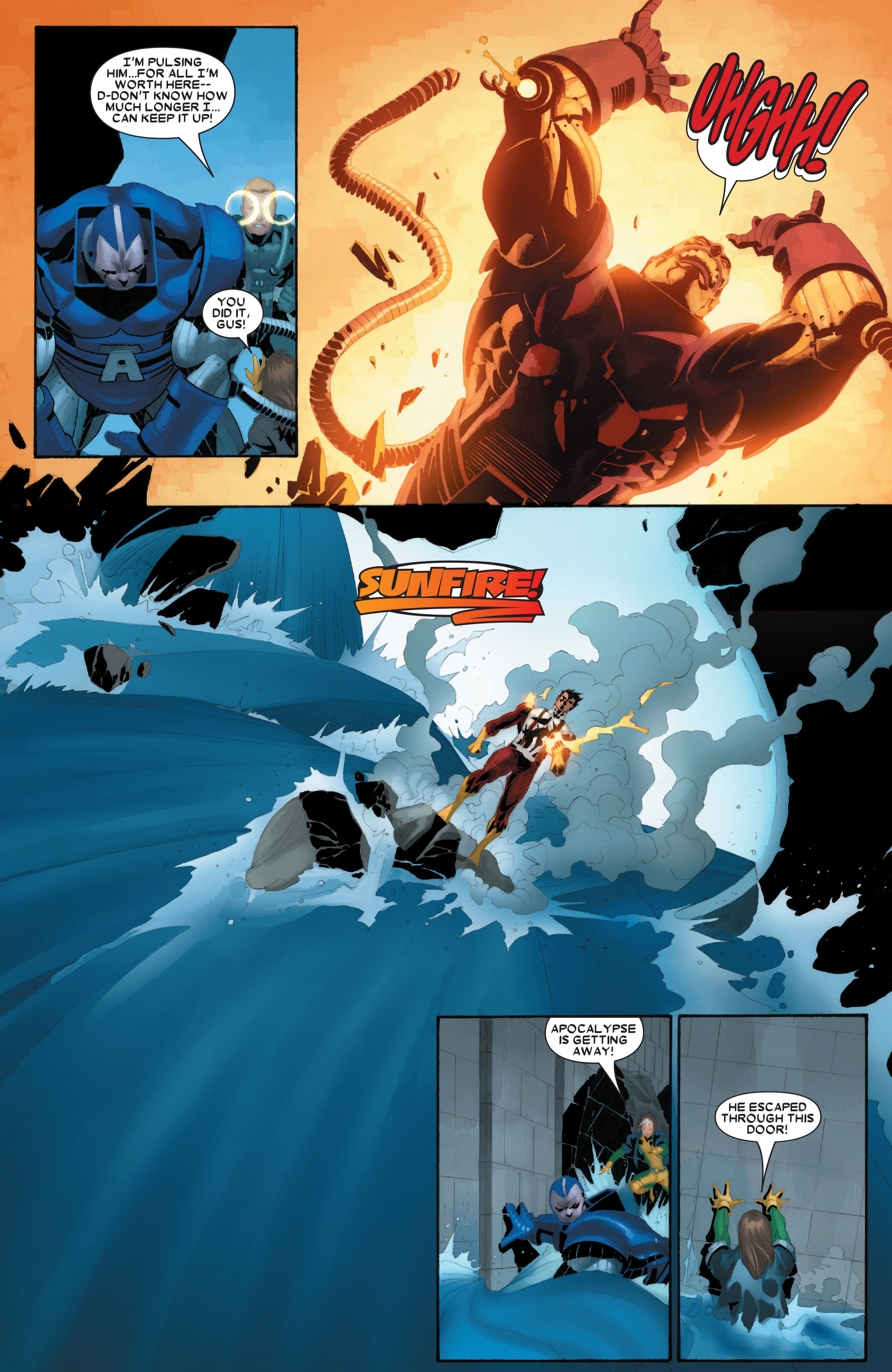 X-Men (1991) 186 Page 15