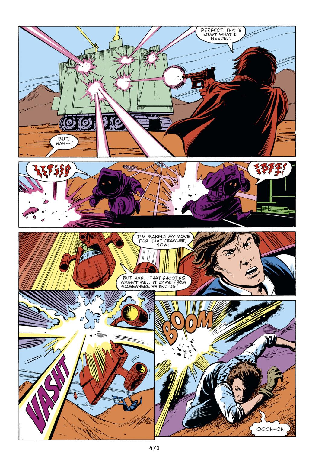 Read online Star Wars Omnibus comic -  Issue # Vol. 18.5 - 188