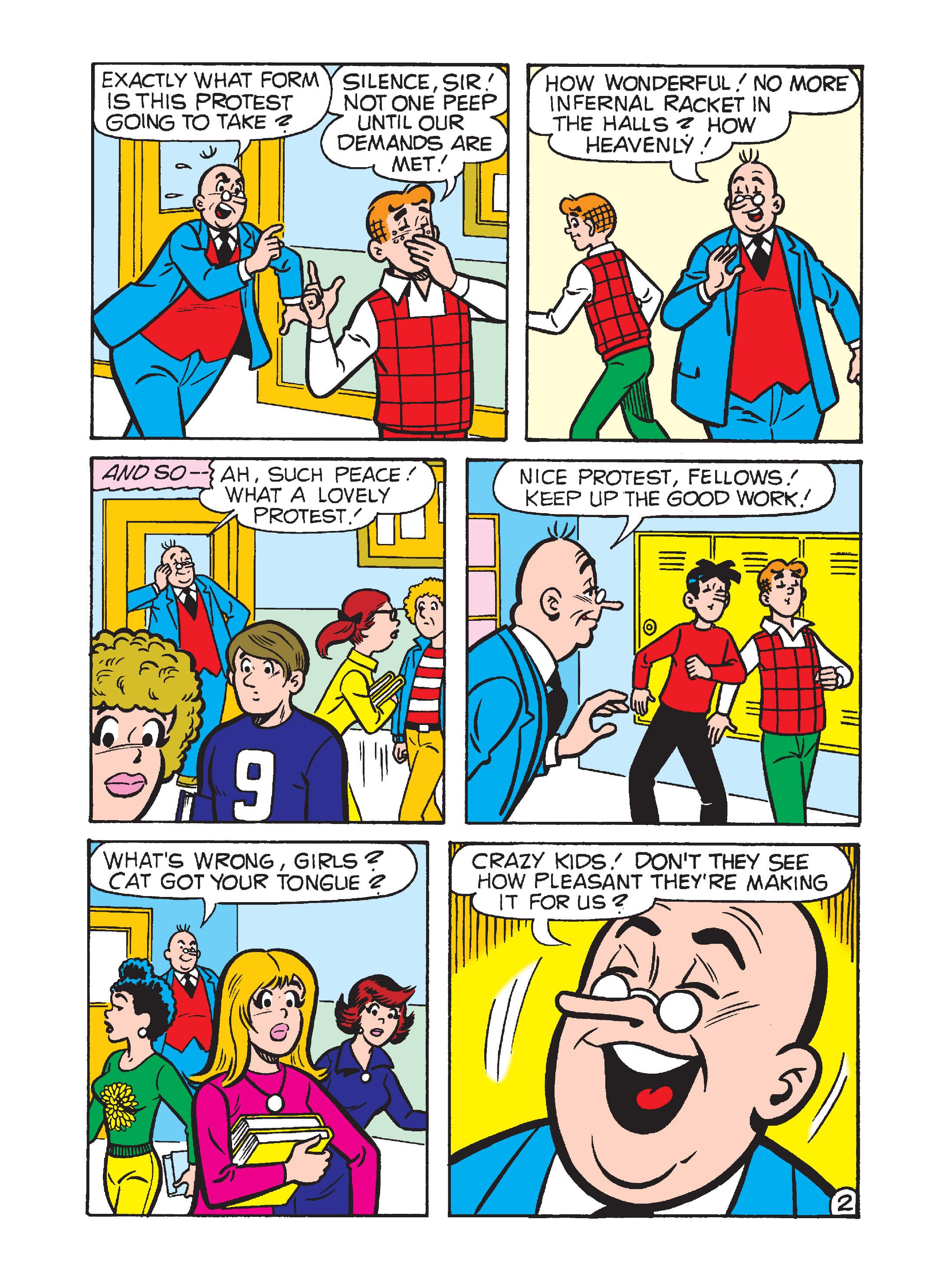 Read online Archie 1000 Page Comics Bonanza comic -  Issue #2 (Part 1) - 158
