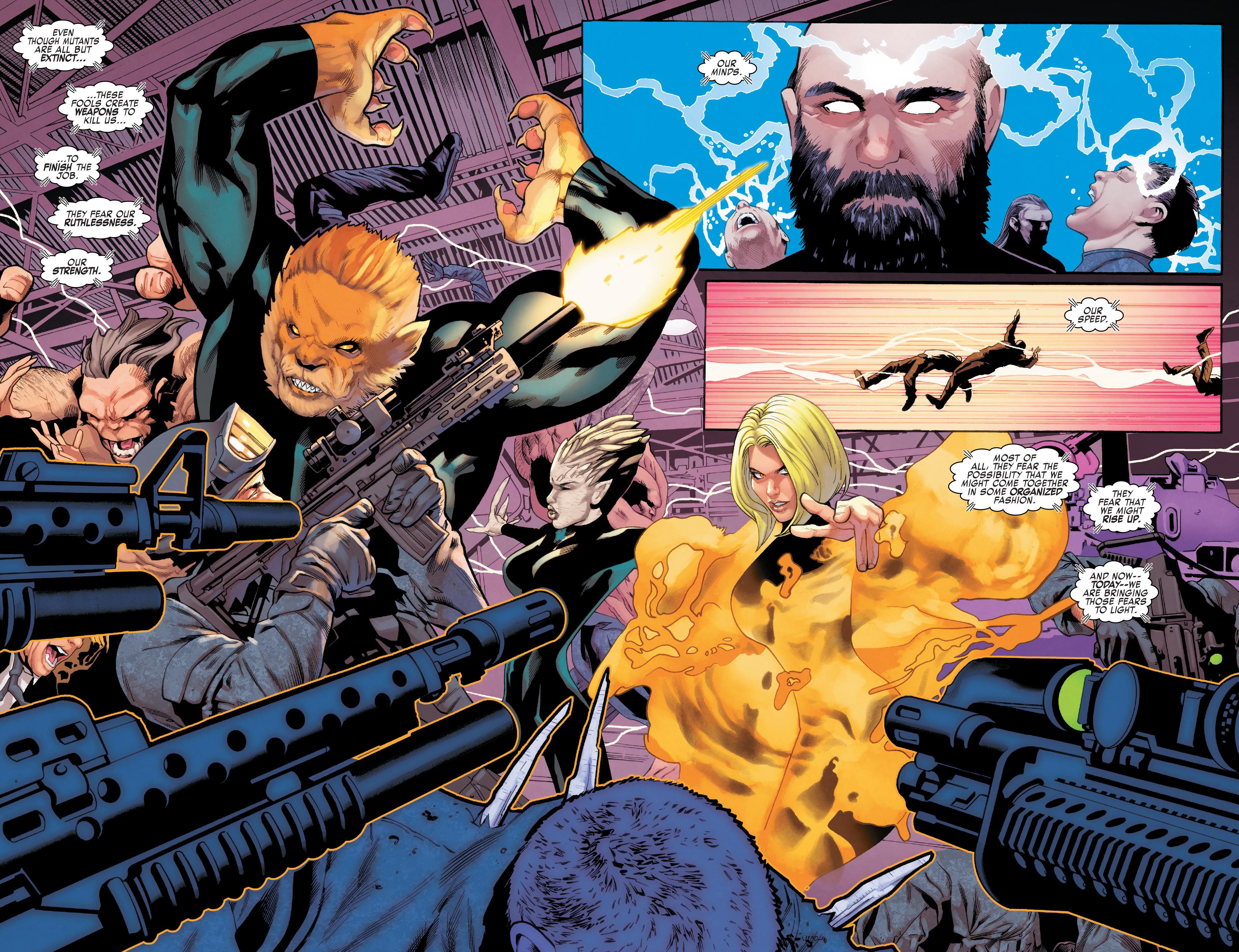 Read online Uncanny X-Men (2016) comic -  Issue #11 - 6