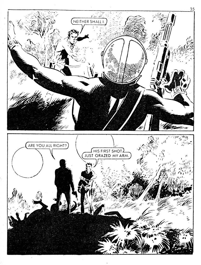 Starblazer issue 30 - Page 35