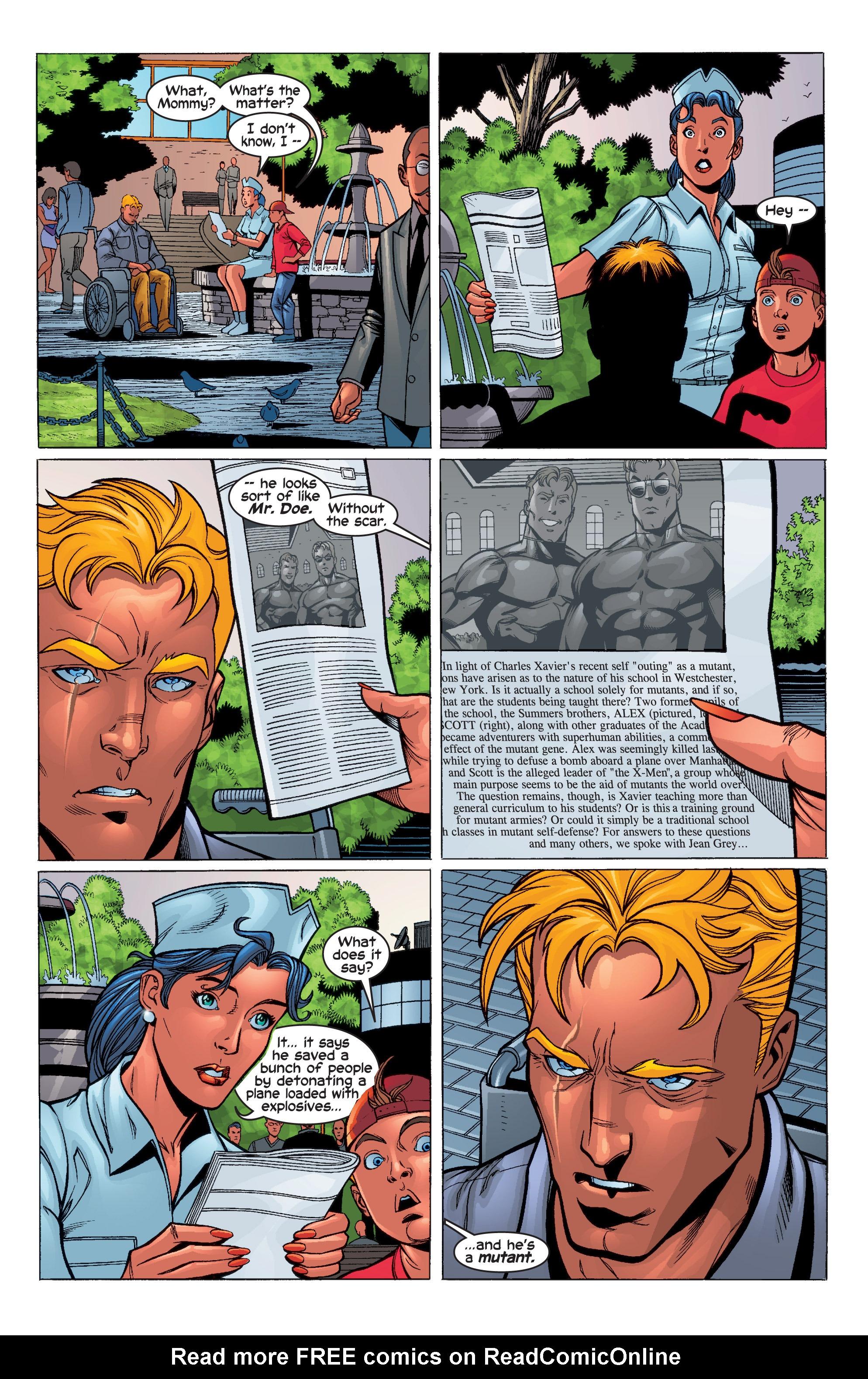 Read online Uncanny X-Men (1963) comic -  Issue #411 - 15