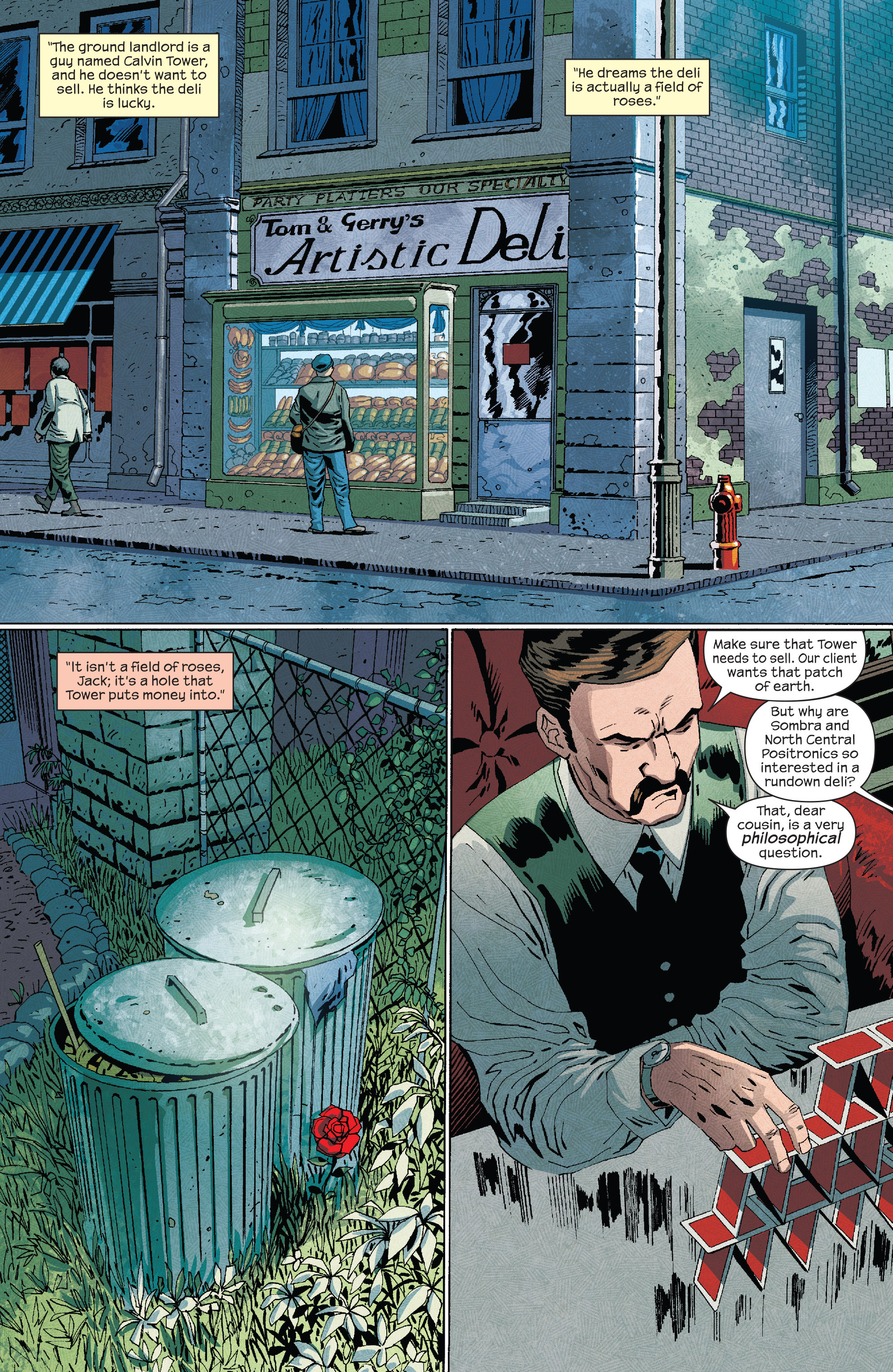 Read online Dark Tower: The Drawing of the Three - The Prisoner comic -  Issue #2 - 5