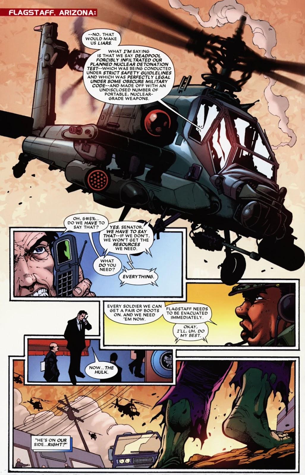 Read online Deadpool (2008) comic -  Issue #38 - 3