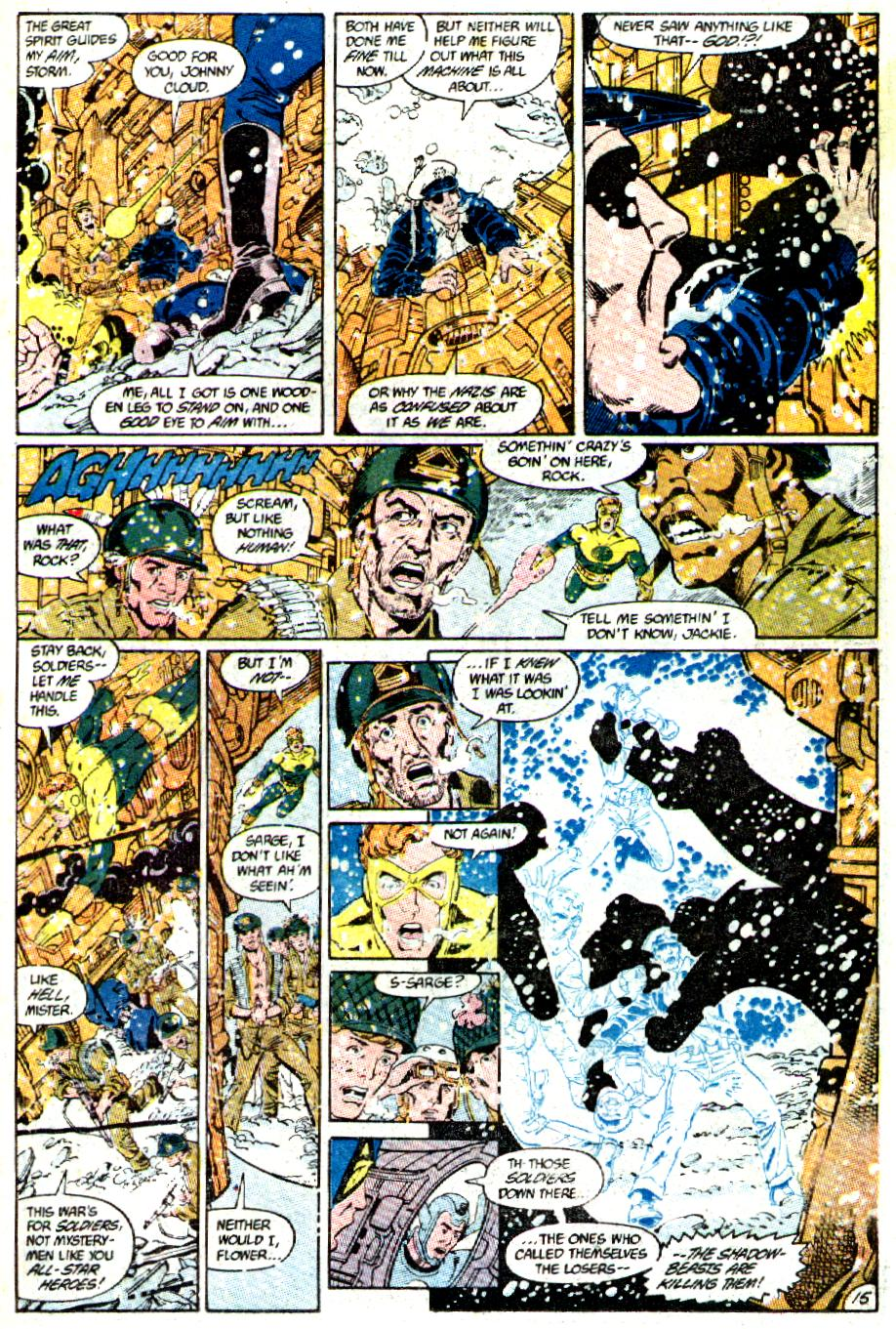 Read online Crisis on Infinite Earths (1985) comic -  Issue #3 - 16