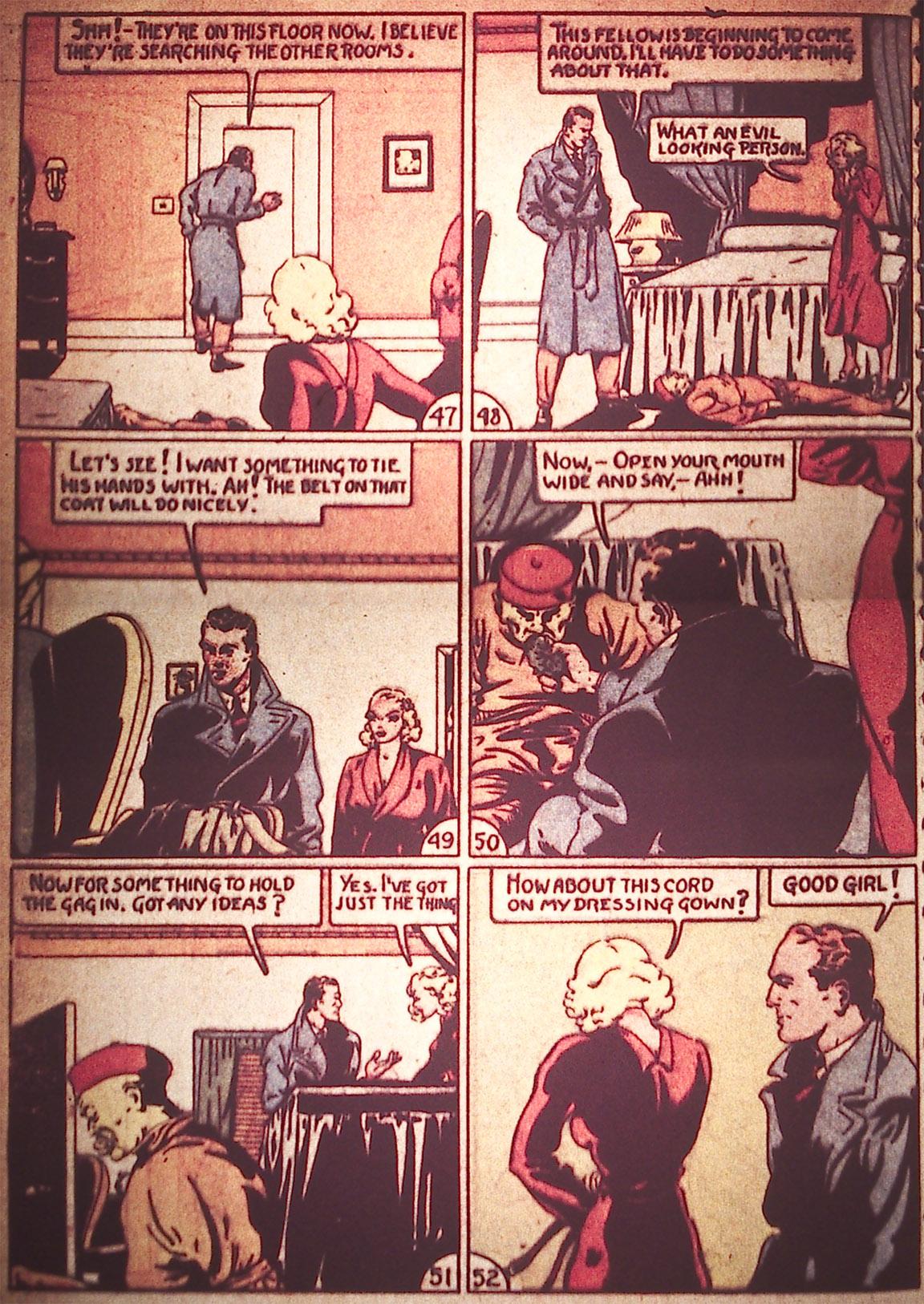 Read online Detective Comics (1937) comic -  Issue #5 - 30