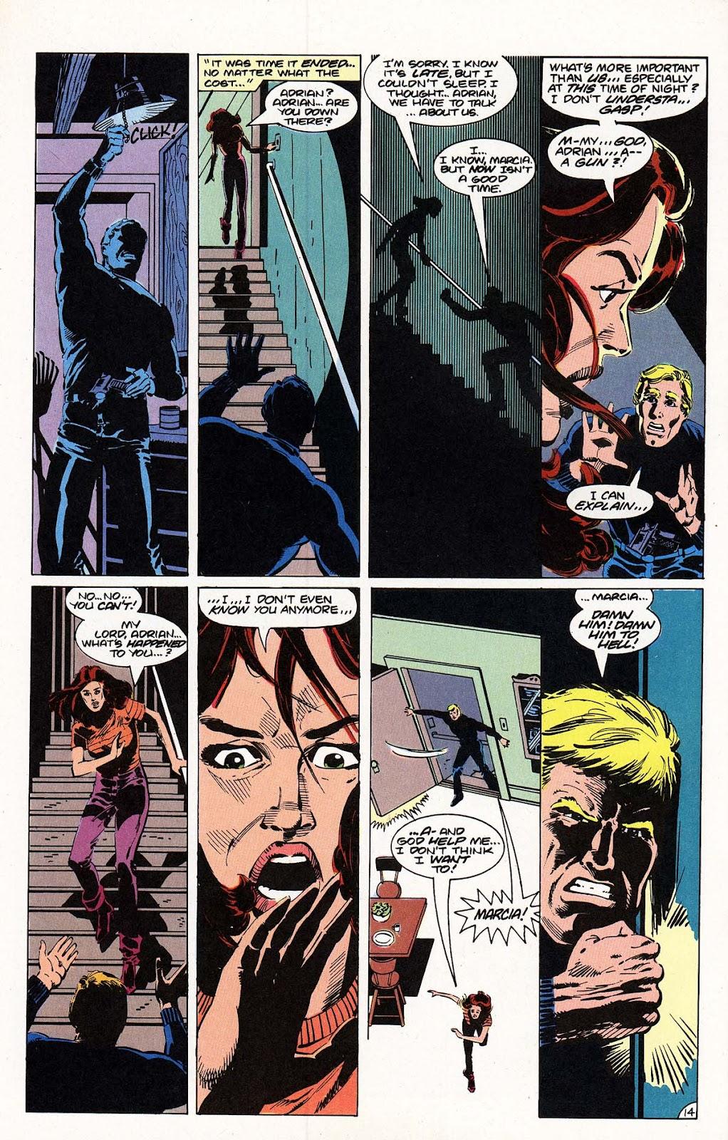 Vigilante (1983) issue 22 - Page 15