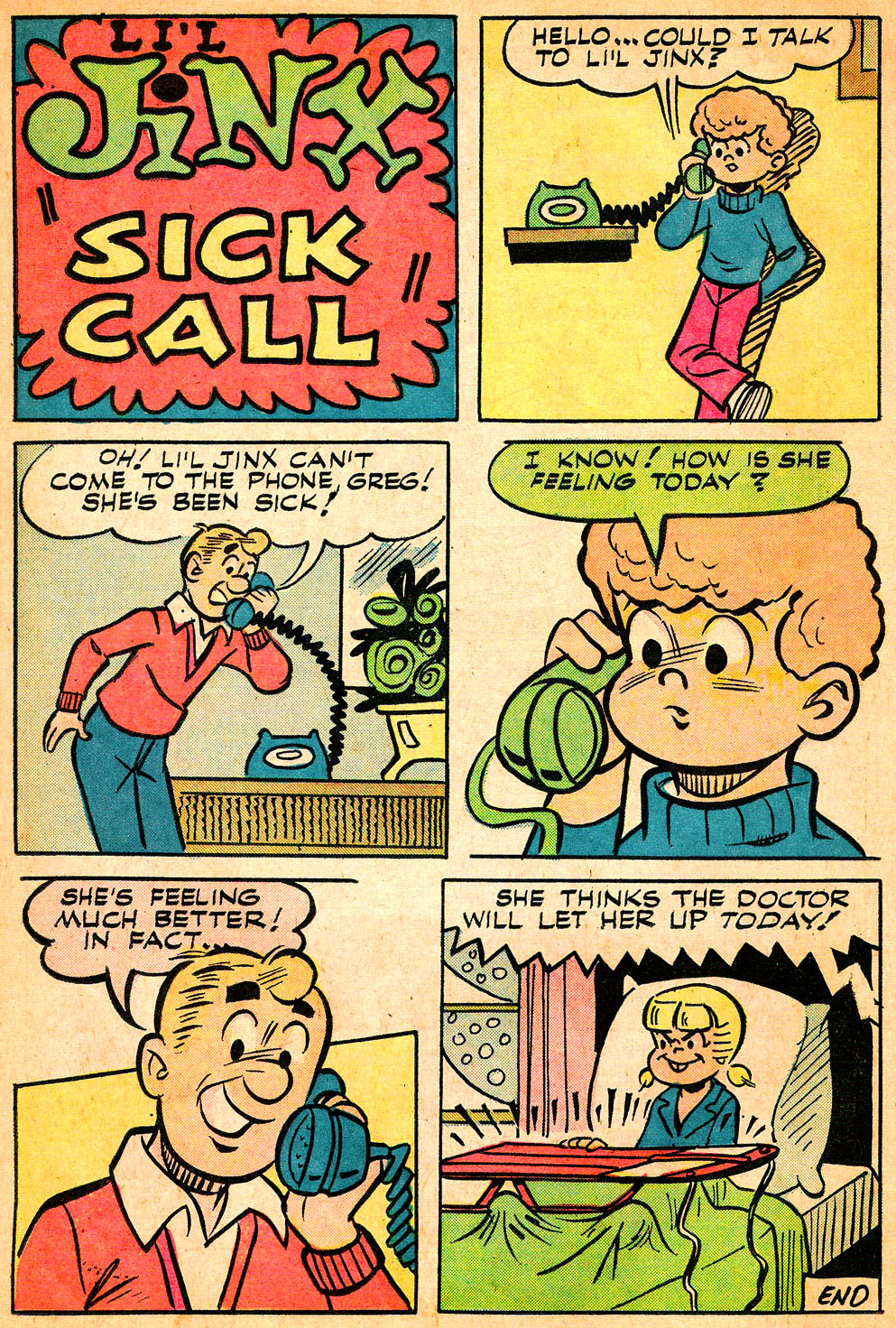 Read online Archie's Girls Betty and Veronica comic -  Issue #218 - 26