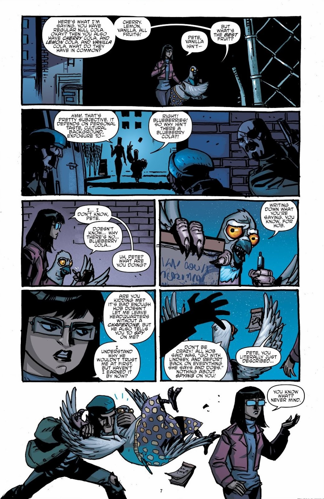 Read online Teenage Mutant Ninja Turtles: The IDW Collection comic -  Issue # TPB 6 (Part 1) - 6