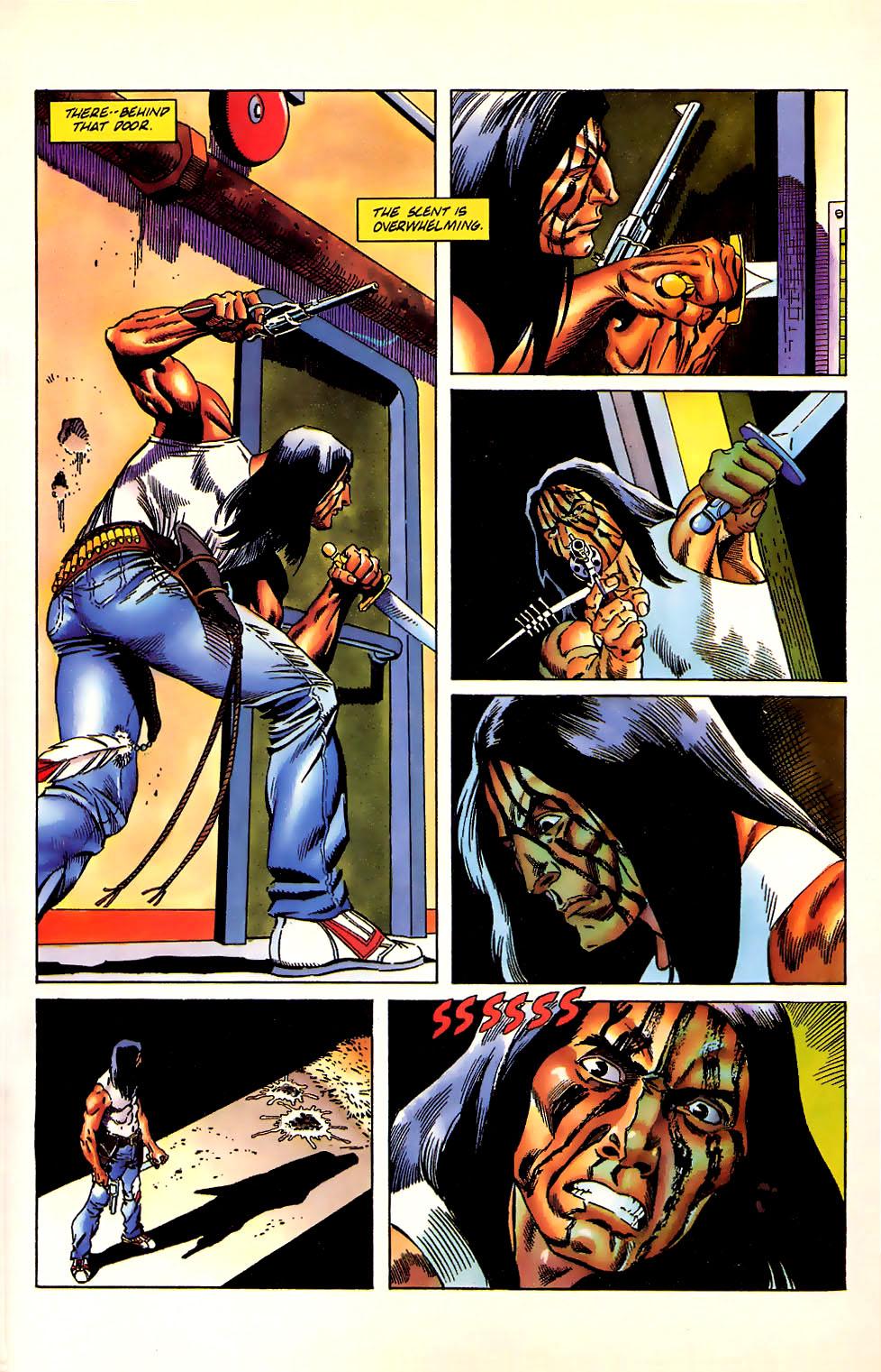 Read online Turok, Dinosaur Hunter (1993) comic -  Issue #11 - 23