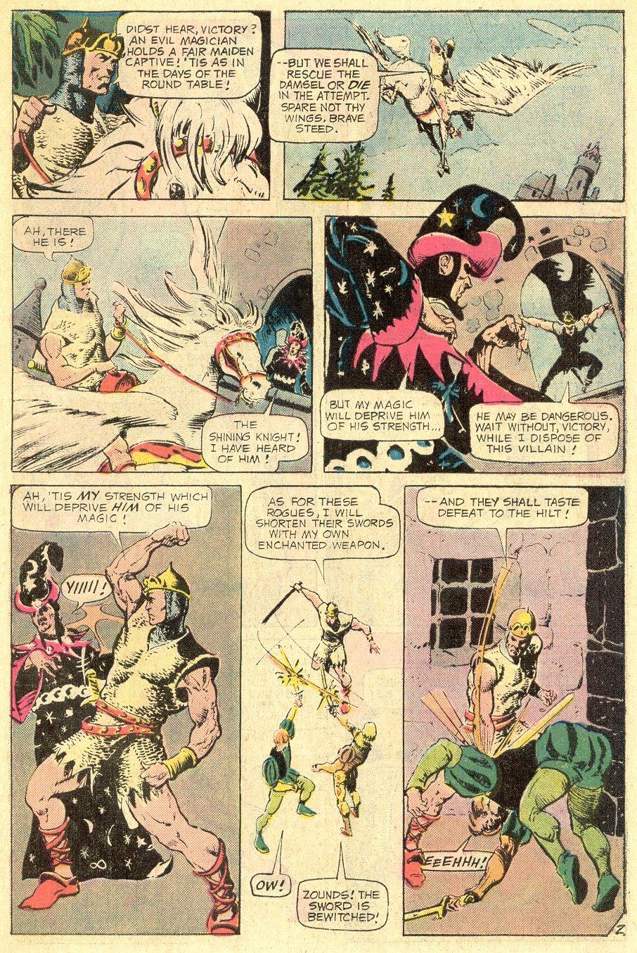 Read online Adventure Comics (1938) comic -  Issue #438 - 19