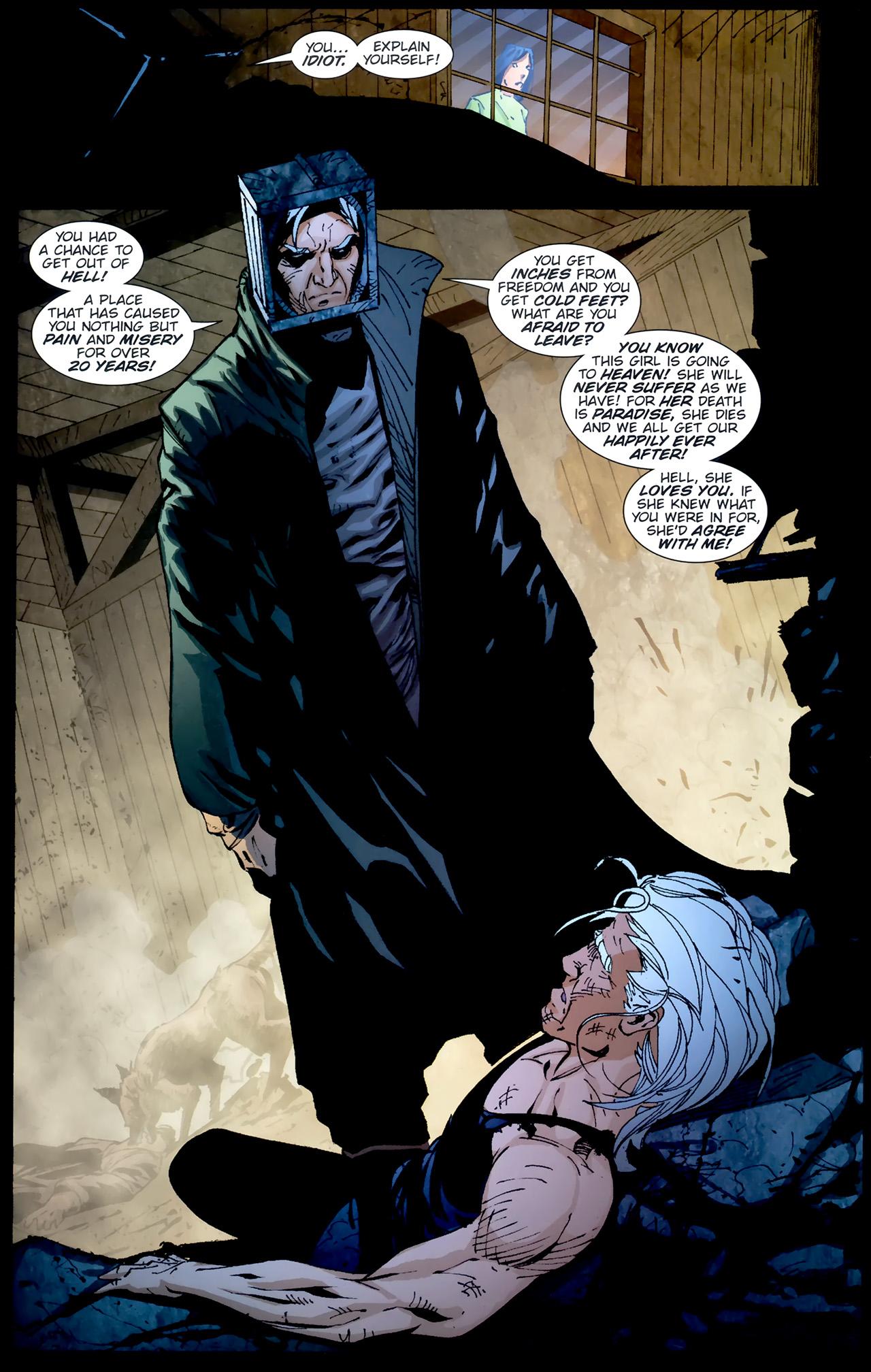 Read online Dead Romeo comic -  Issue #6 - 16