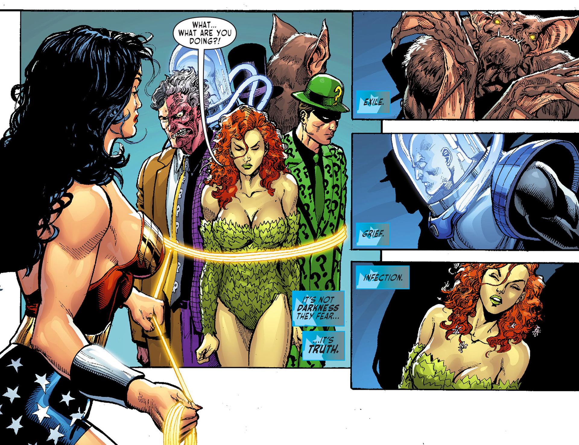 Read online Sensation Comics Featuring Wonder Woman comic -  Issue #2 - 16