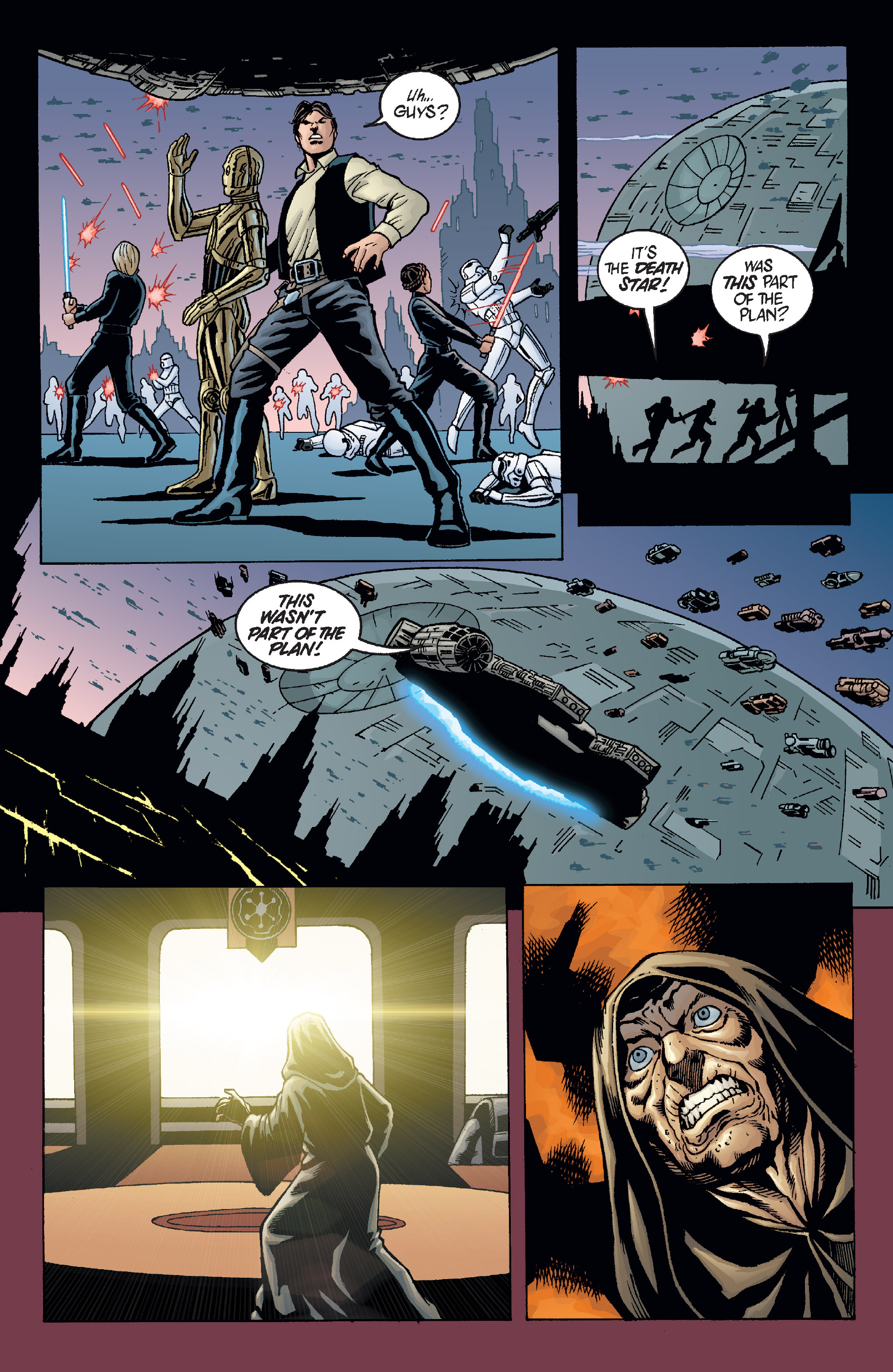 Read online Star Wars Omnibus comic -  Issue # Vol. 27 - 92