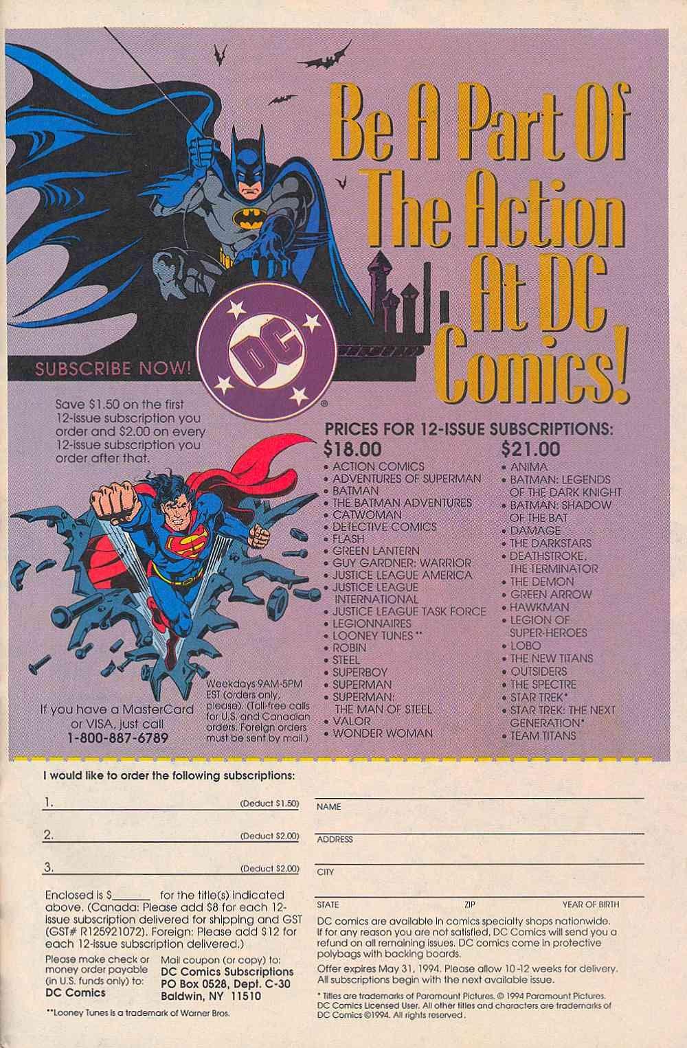 Read online Star Trek (1989) comic -  Issue # _Special 1 - 57