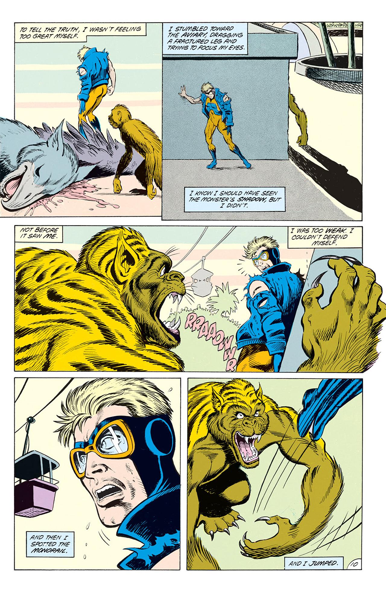 Read online Animal Man (1988) comic -  Issue #4 - 12