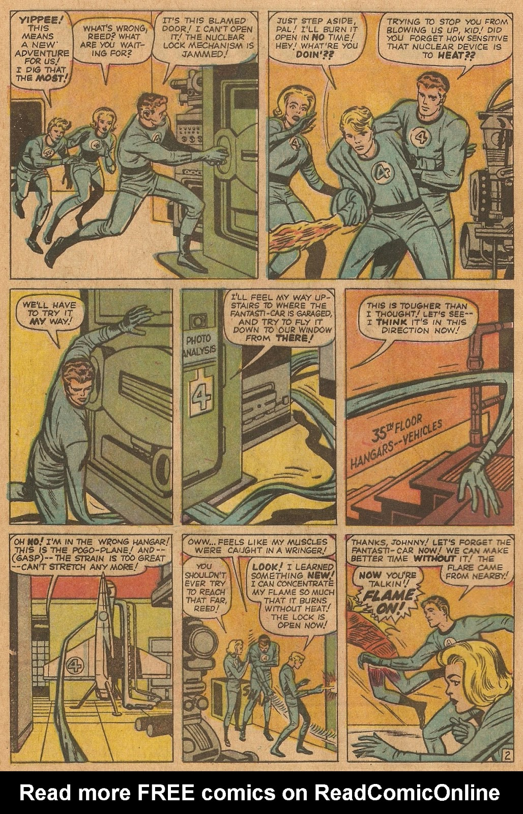 Marvel Collectors' Item Classics issue 8 - Page 4