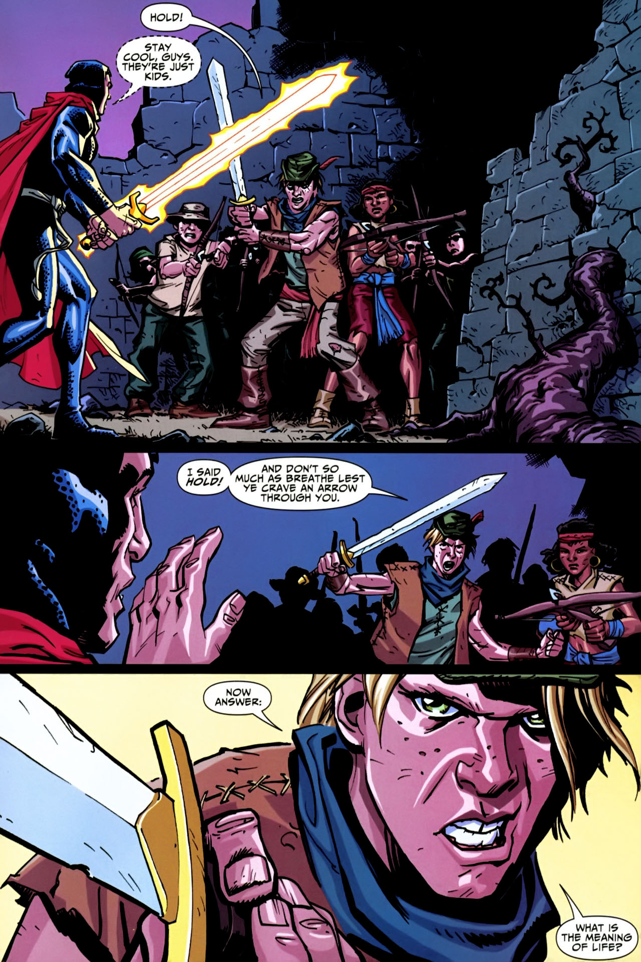 Read online Shadowpact comic -  Issue #20 - 20