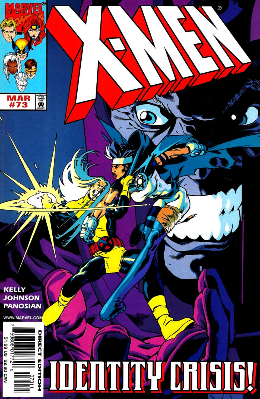 X-Men (1991) 73 Page 0