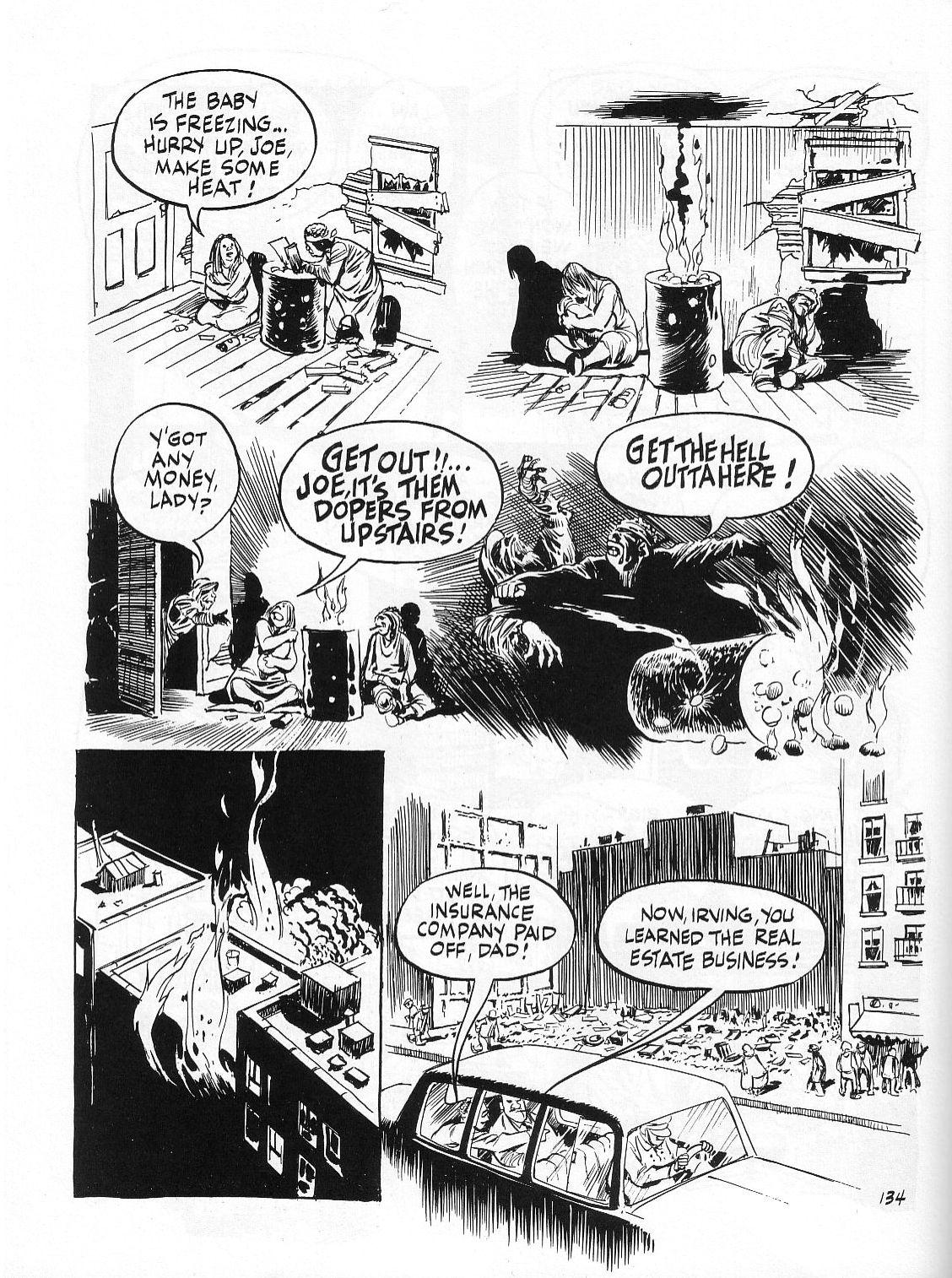 Read online Dropsie Avenue, The Neighborhood comic -  Issue # Full - 136