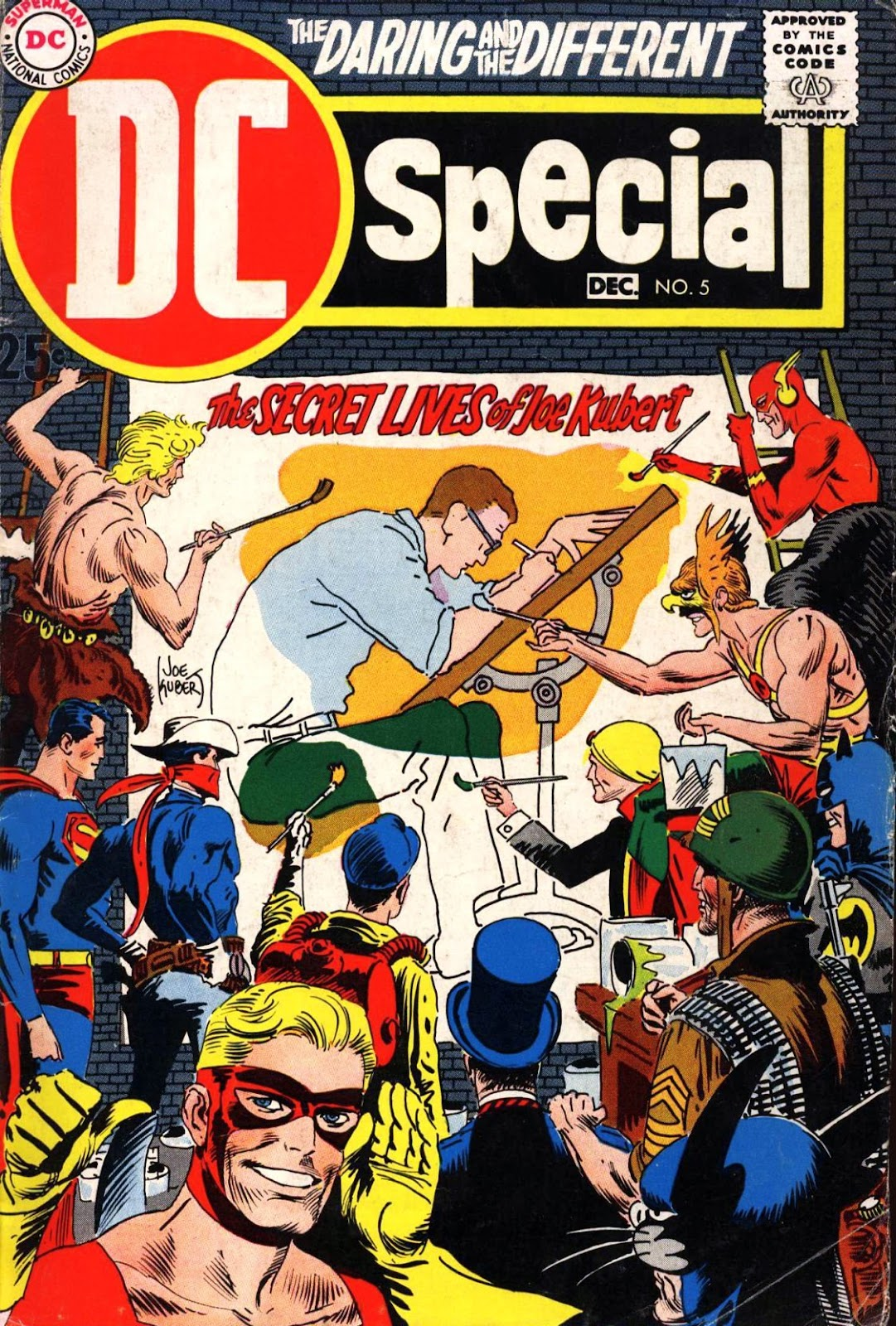 DC Special (1968) 5 Page 1