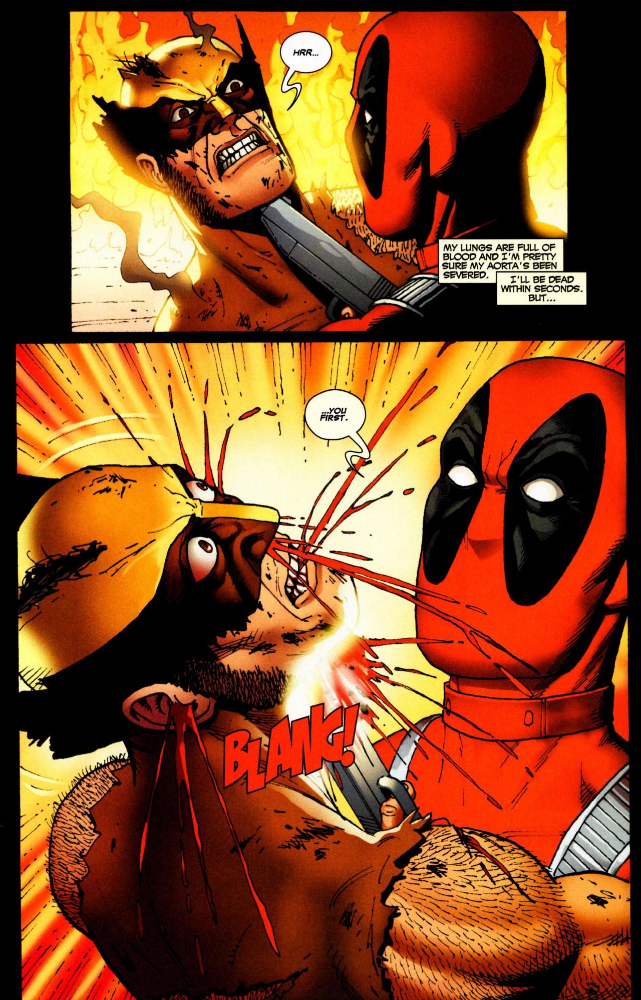 Read online Wolverine: Origins comic -  Issue #23 - 22
