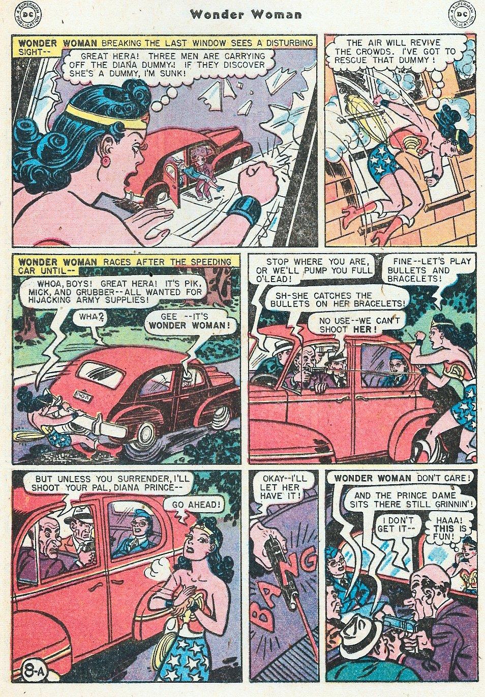 Read online Wonder Woman (1942) comic -  Issue #27 - 10