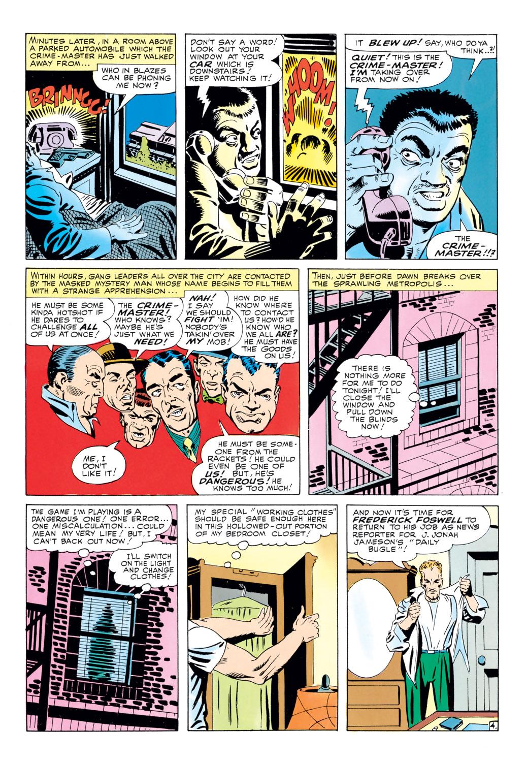 The Amazing Spider-Man (1963) 26 Page 4