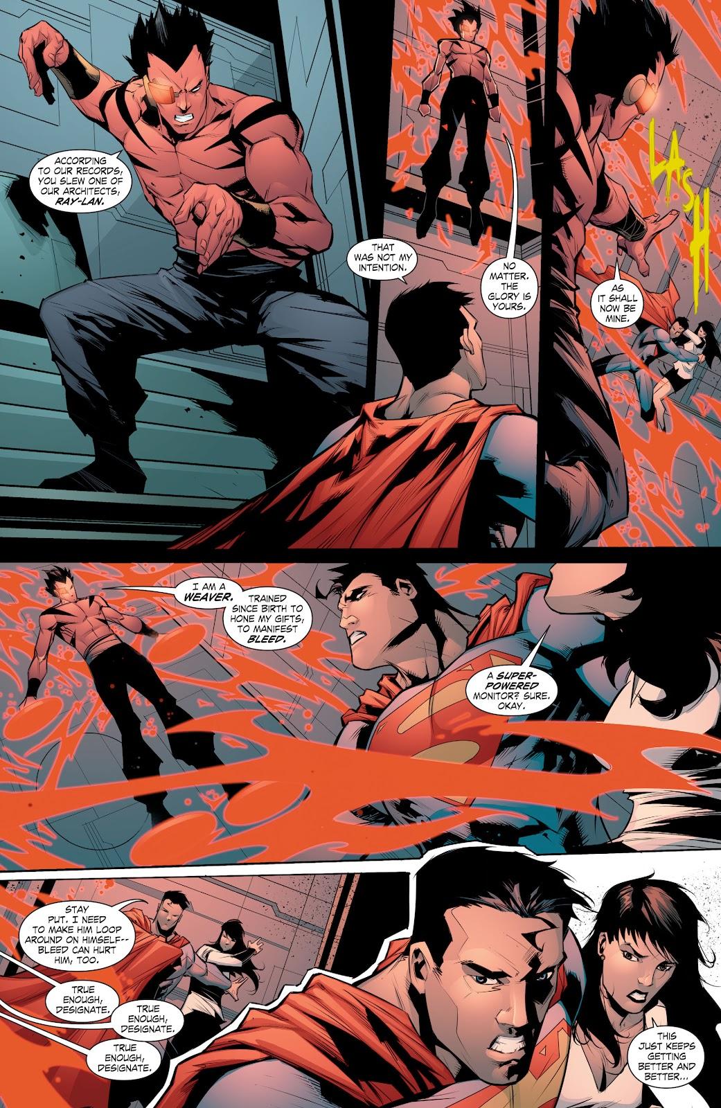 Read online Smallville Season 11 [II] comic -  Issue # TPB 8 - 139