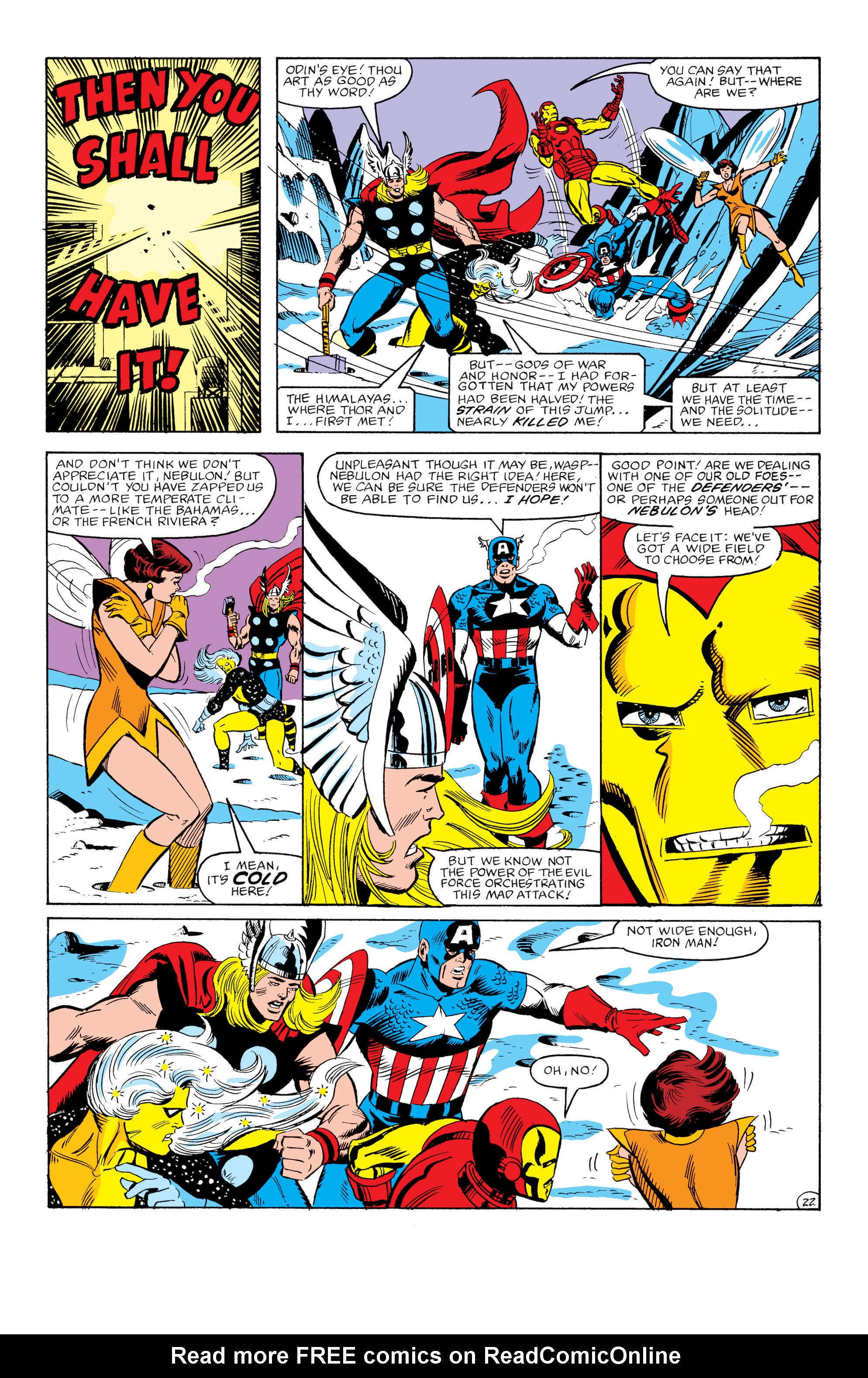 The Avengers (1963) _Annual_11 Page 22