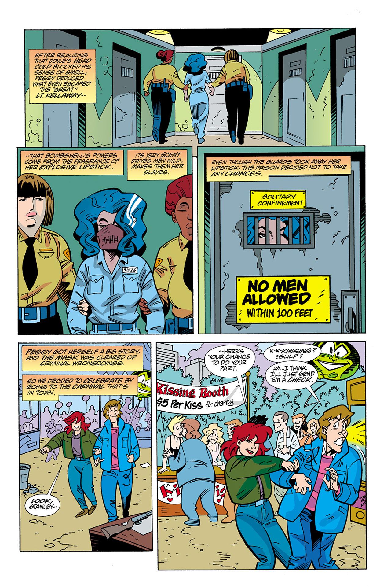 Read online Adventures Of The Mask Omnibus comic -  Issue #Adventures Of The Mask Omnibus Full - 158