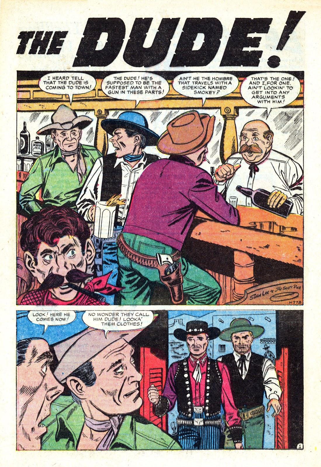 Gunsmoke Western issue 34 - Page 16