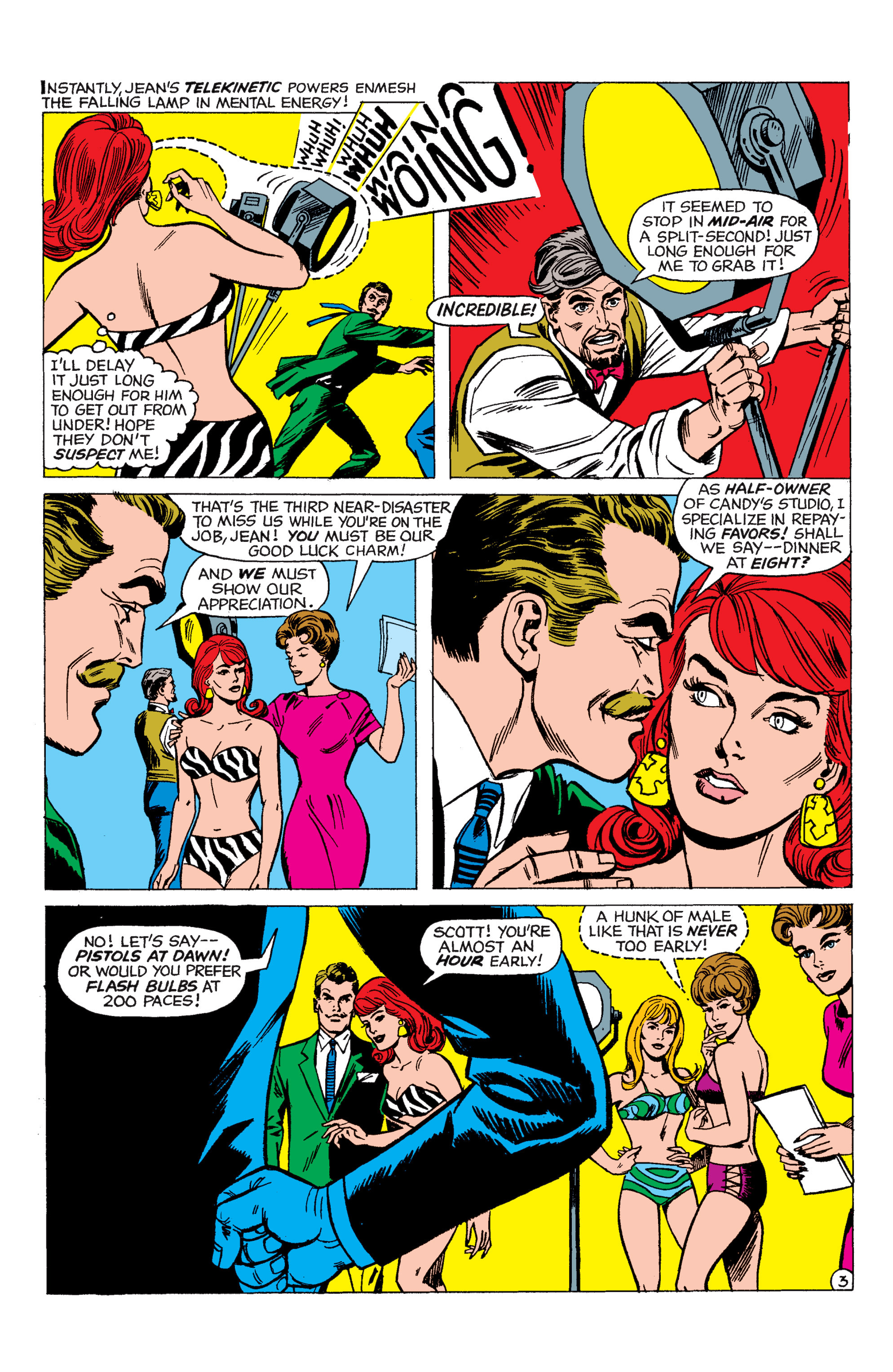 Read online Uncanny X-Men (1963) comic -  Issue #48 - 4