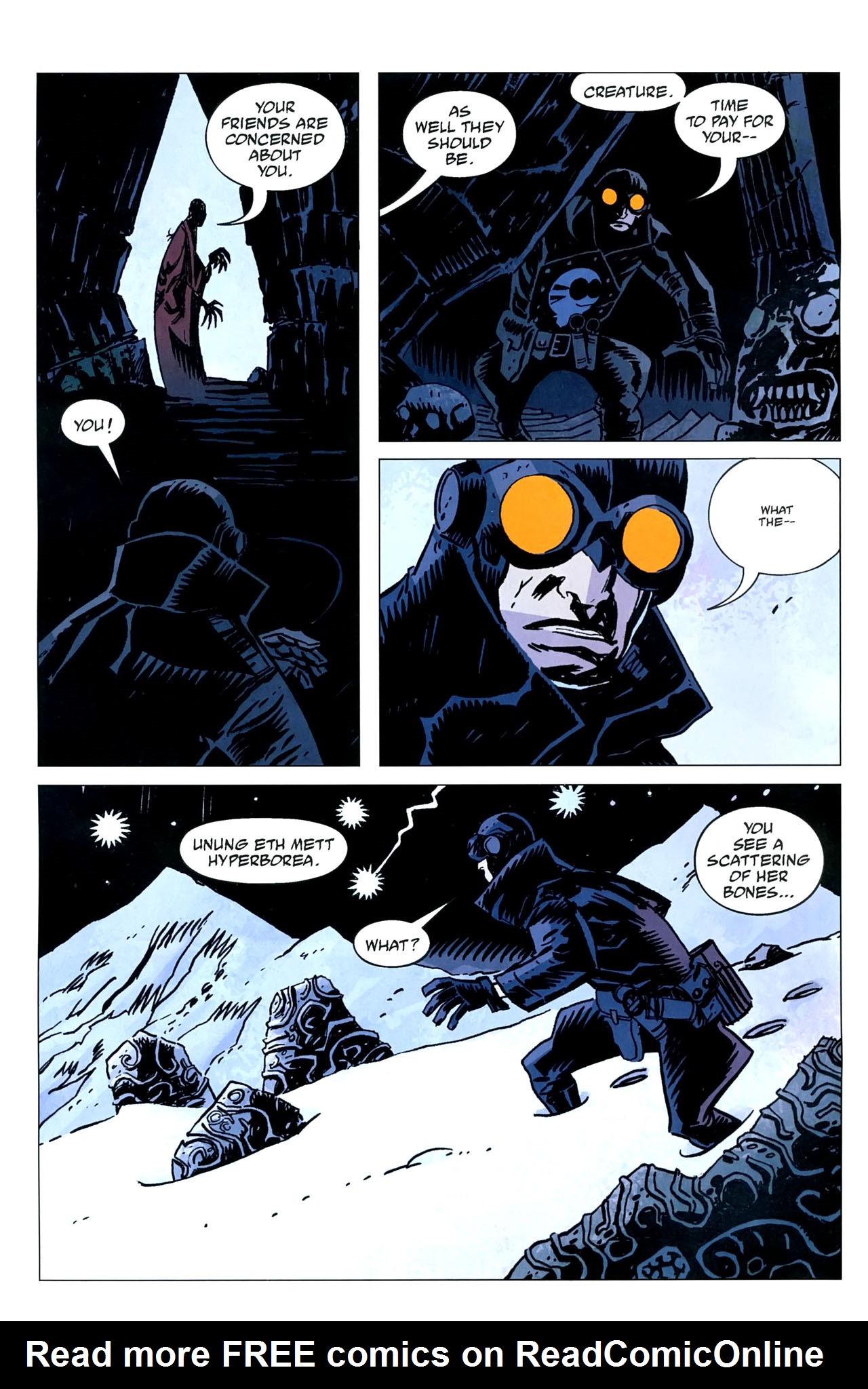 Read online Lobster Johnson: The Iron Prometheus comic -  Issue #5 - 4