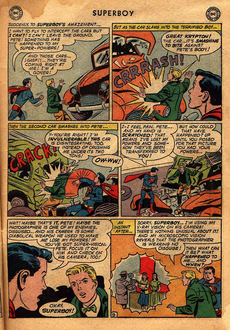 Superboy (1949) issue 96 - Page 10
