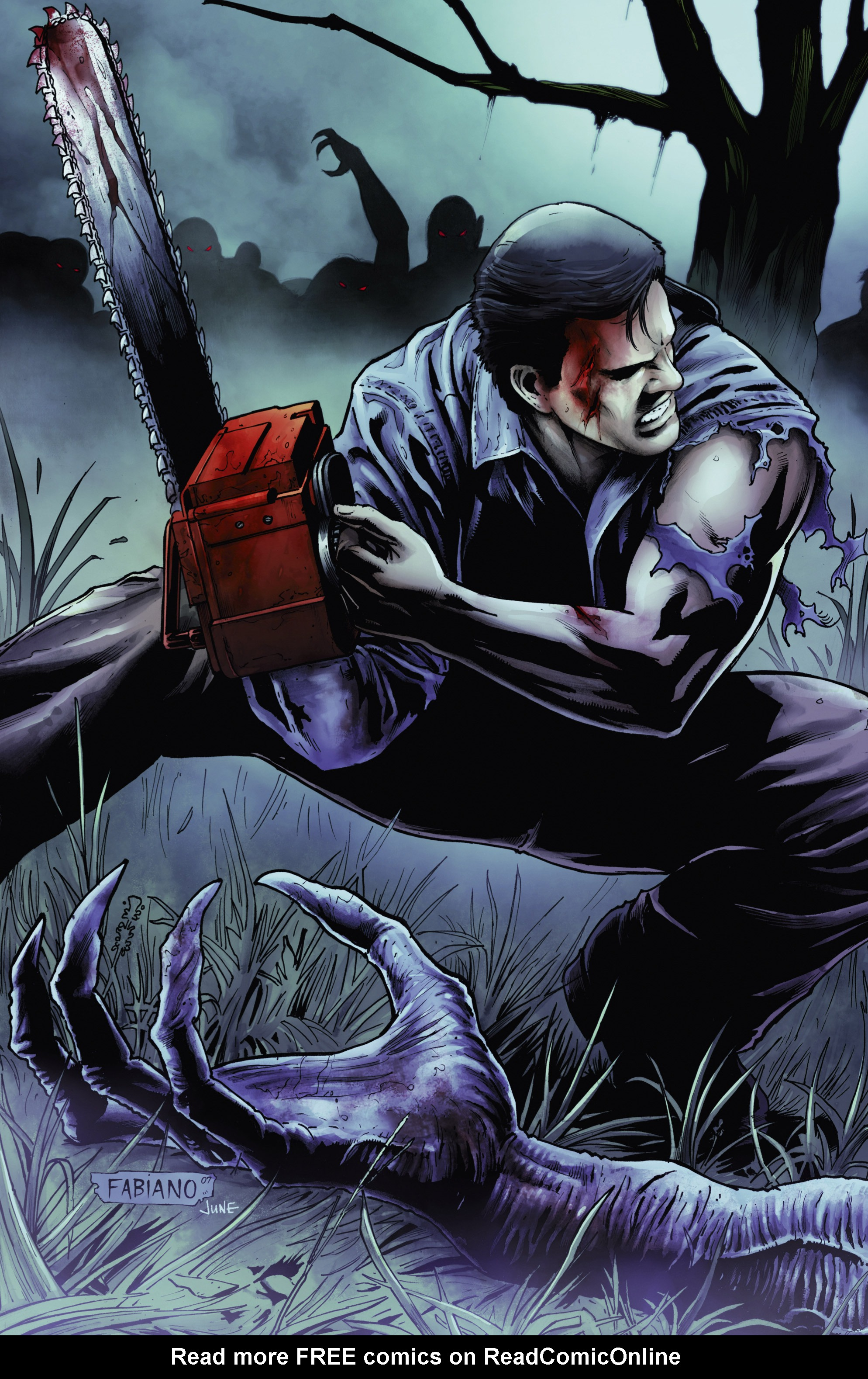 Read online Army of Darkness: From the Ashes comic -  Issue #Army of Darkness: From the Ashes TPB - 105