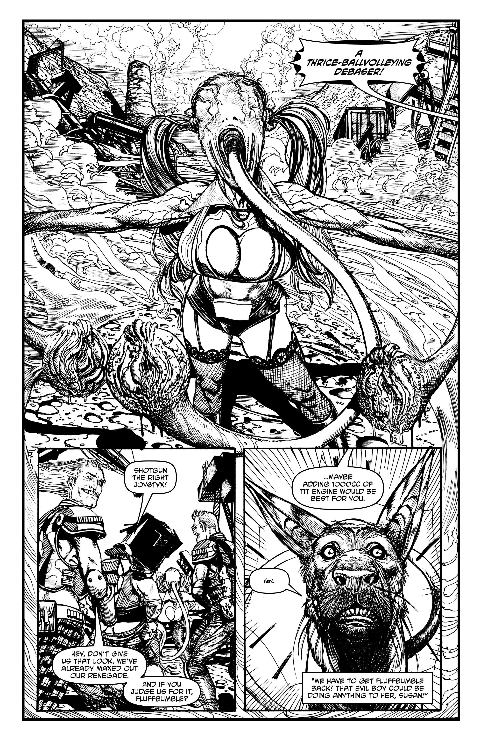 Read online Alan Moore's Cinema Purgatorio comic -  Issue #2 - 26