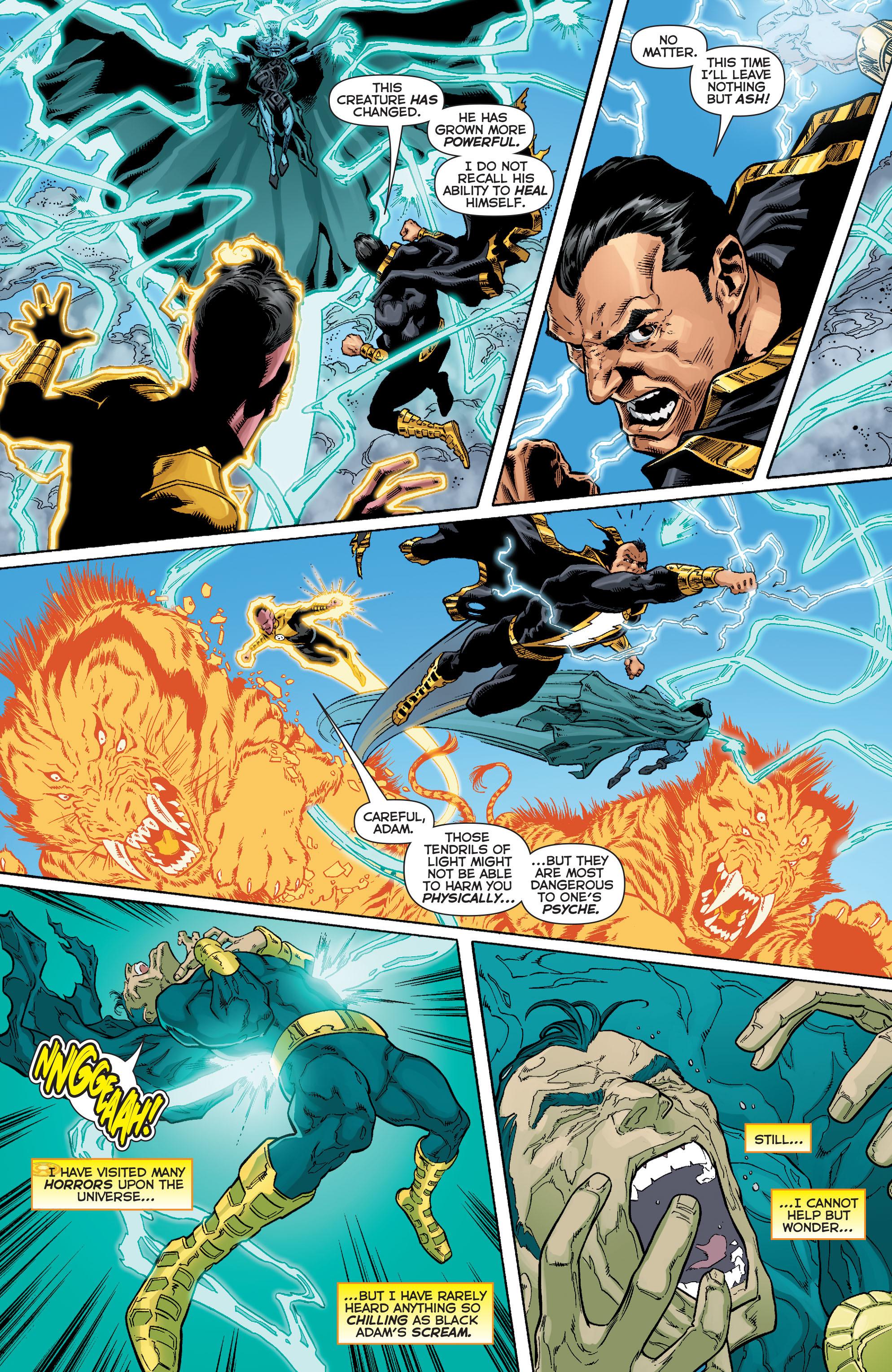 Read online Sinestro comic -  Issue #17 - 8