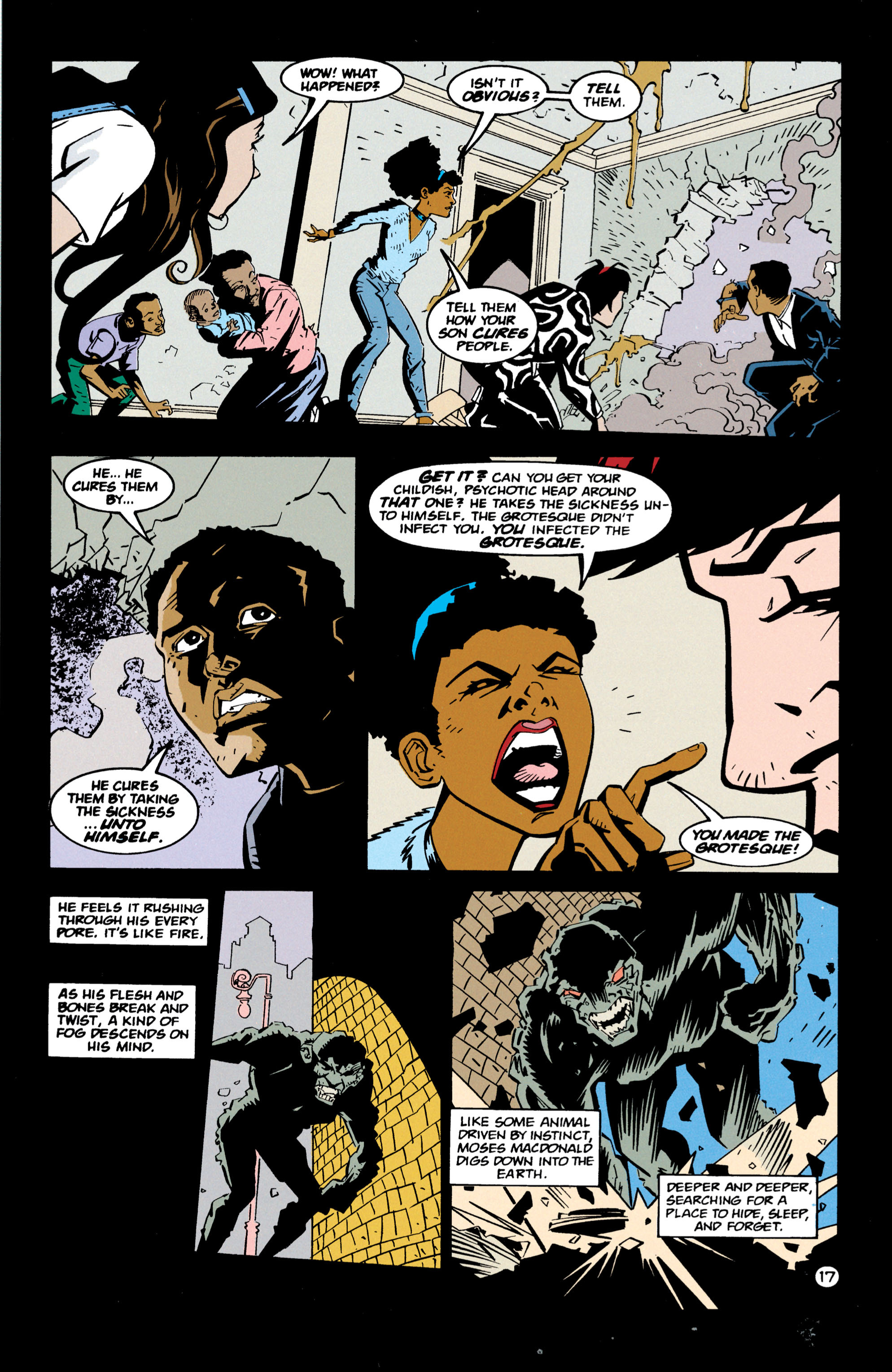 Read online Shade, the Changing Man comic -  Issue #63 - 18