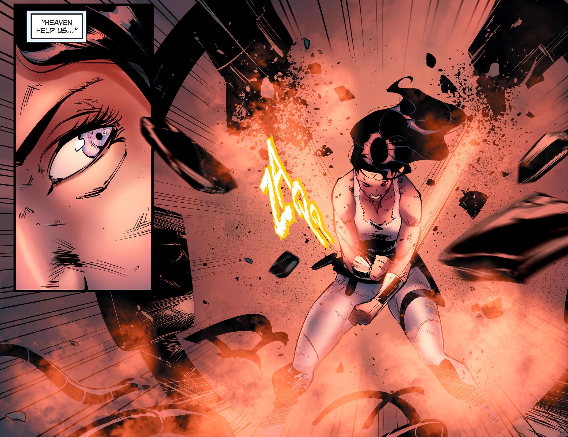 Read online Smallville: Season 11 comic -  Issue #65 - 8