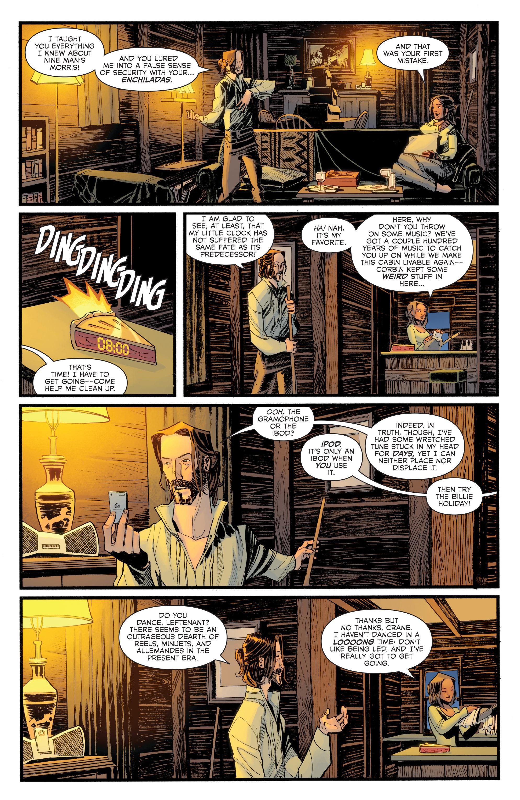 Read online Sleepy Hollow (2014) comic -  Issue #2 - 4
