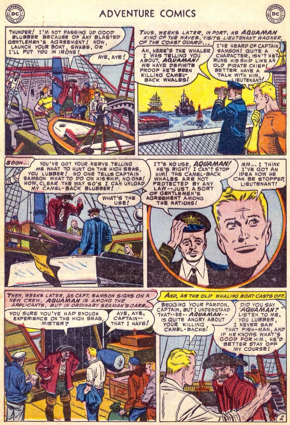 Read online Adventure Comics (1938) comic -  Issue #197 - 18