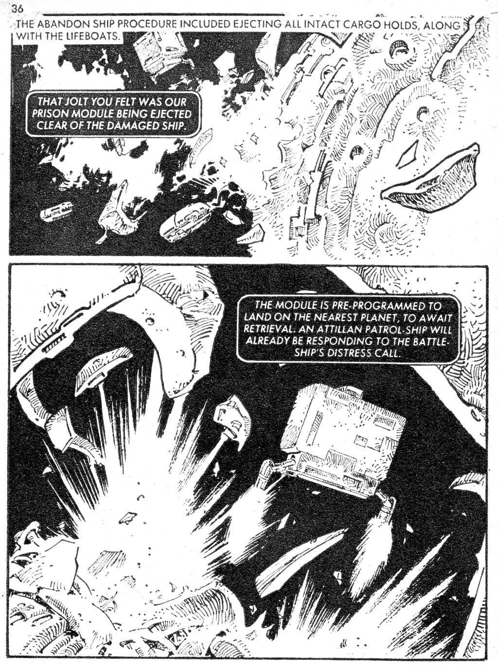 Starblazer issue 87 - Page 36